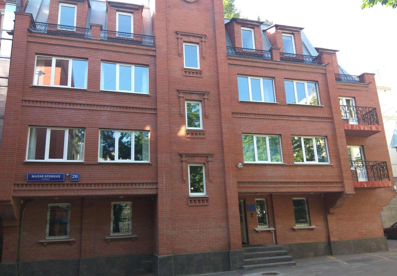 Офисная недвижимость Москва,  - Малая Бронная ул. 26 стр. 3 - 84