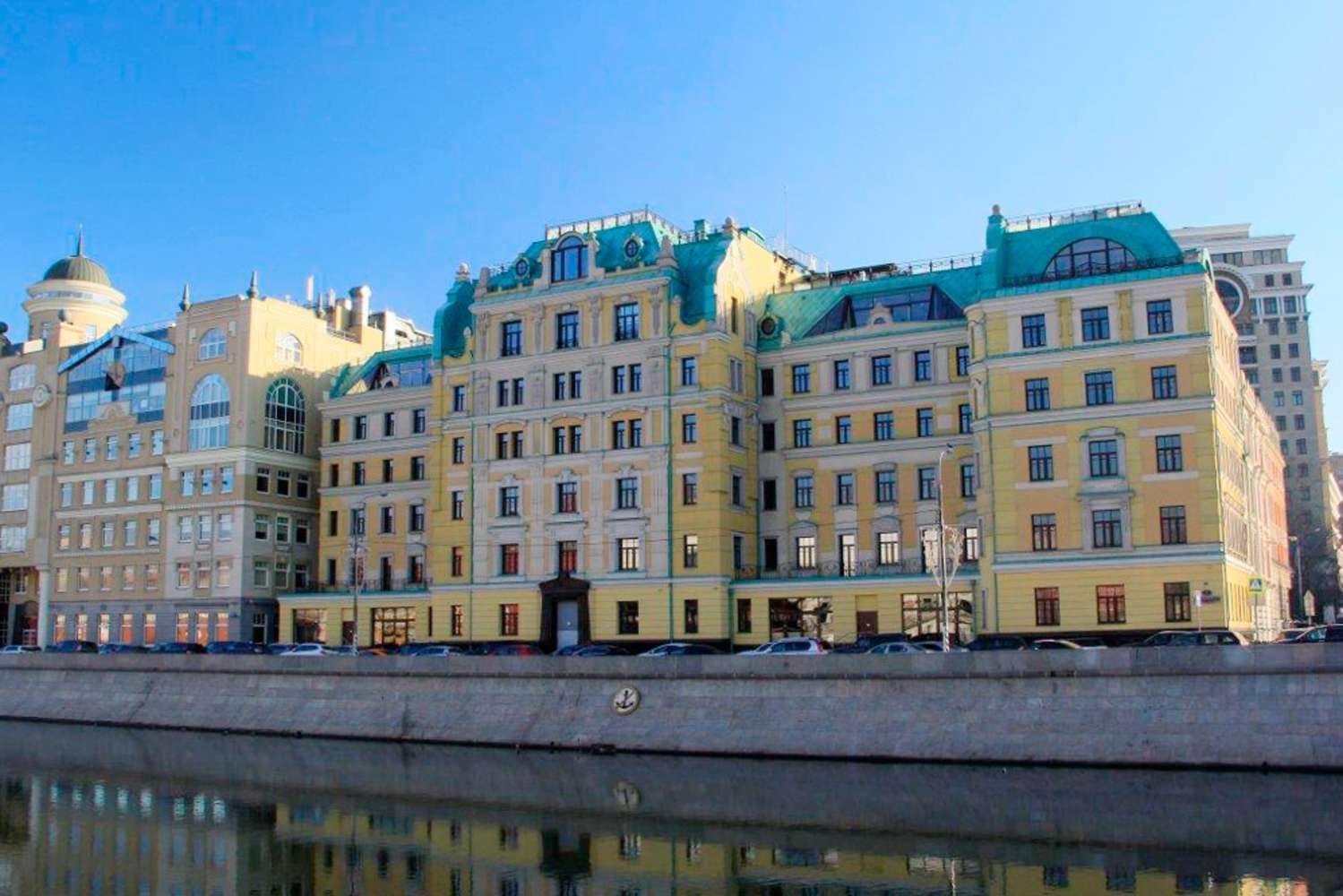 Офисная недвижимость Москва,  - Якиманская наб. 2 стр. 1 - 6
