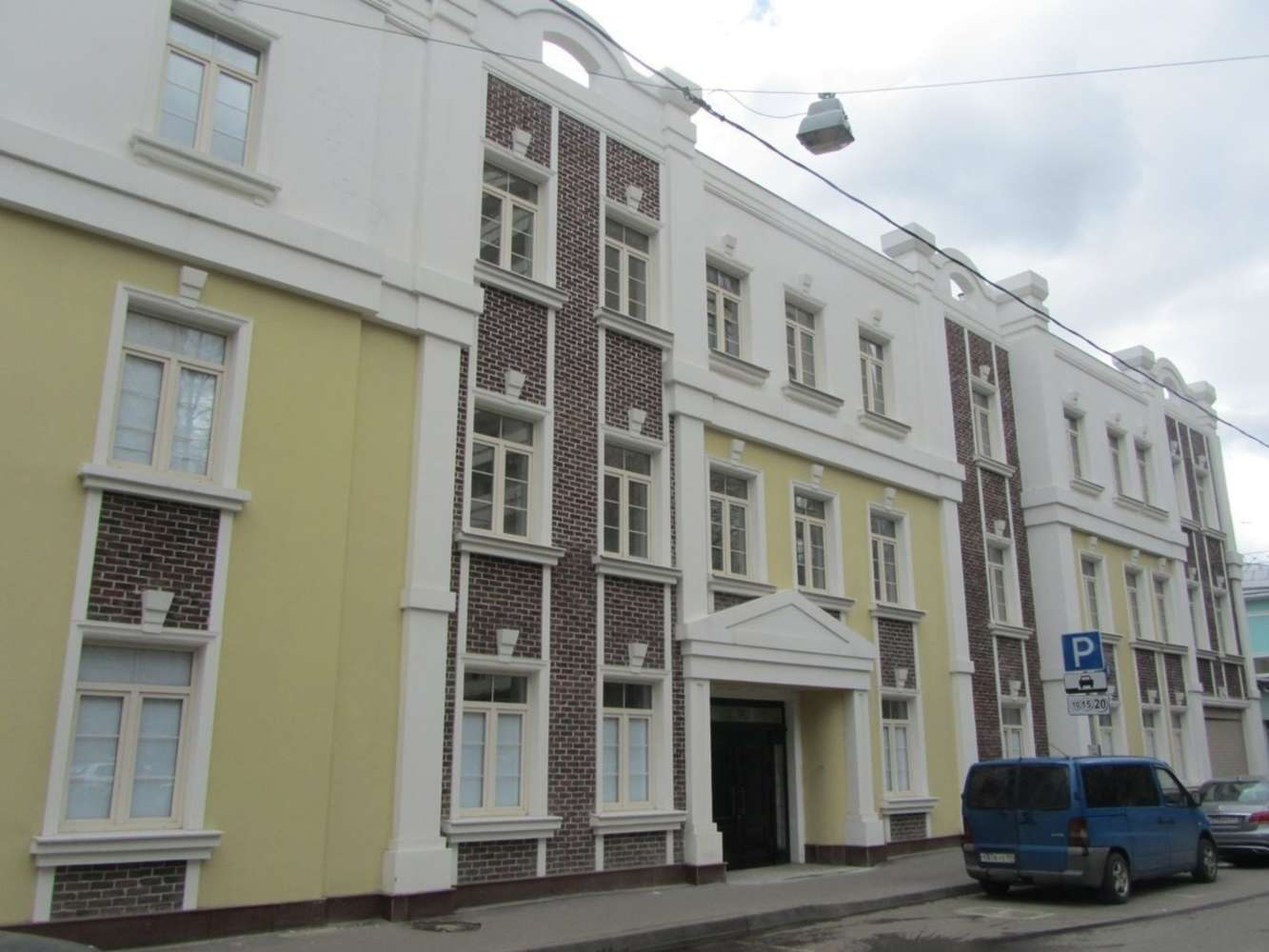 Офисная недвижимость Москва,  - Староконюшенный пер. 8 - 0