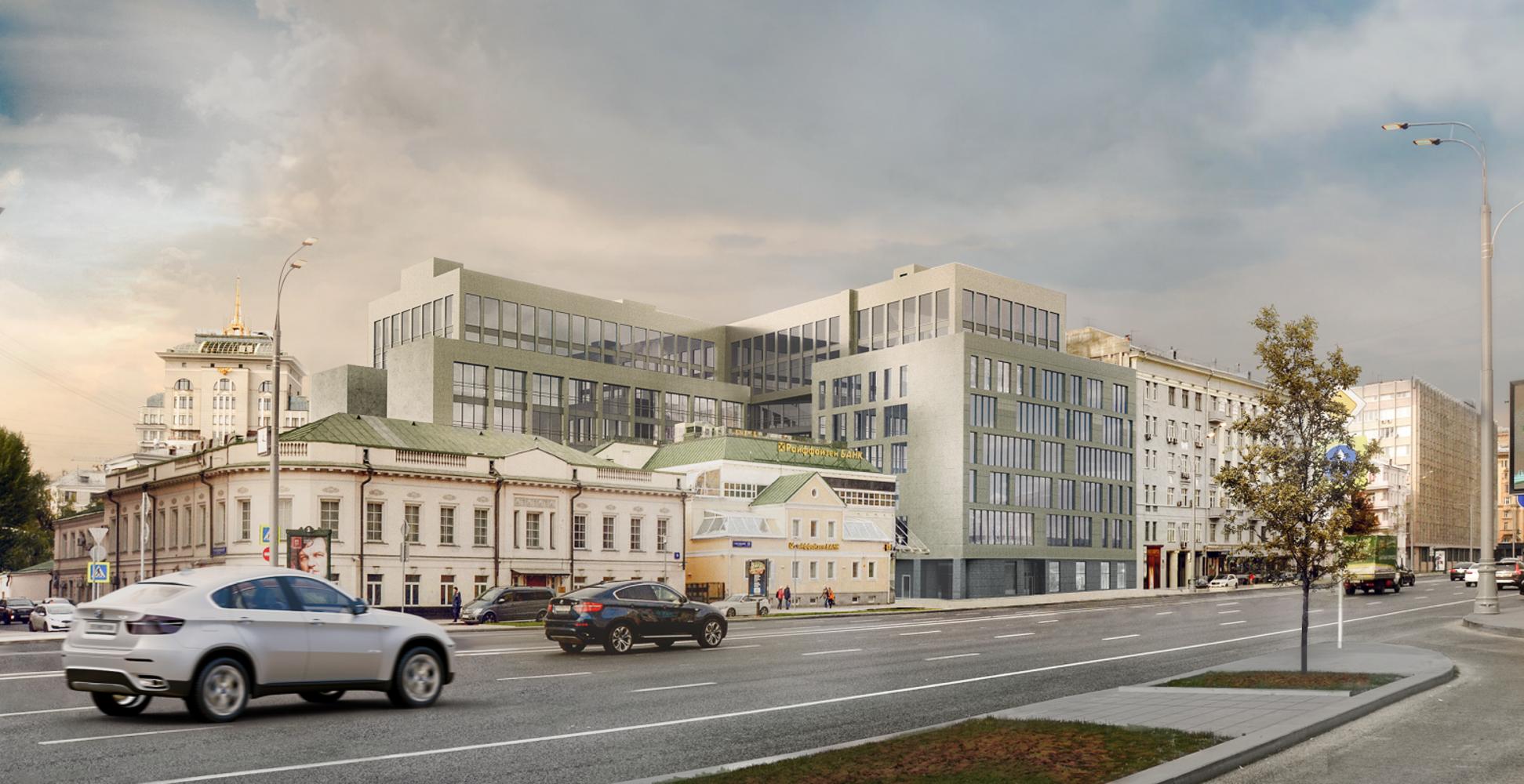 Офисная недвижимость Москва,  - Смоленский б-р 13 cтр. 2-5 - 2