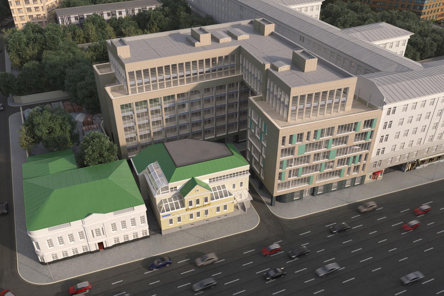 Офисная недвижимость Москва,  - Смоленский б-р 13 cтр. 2-5 - 3