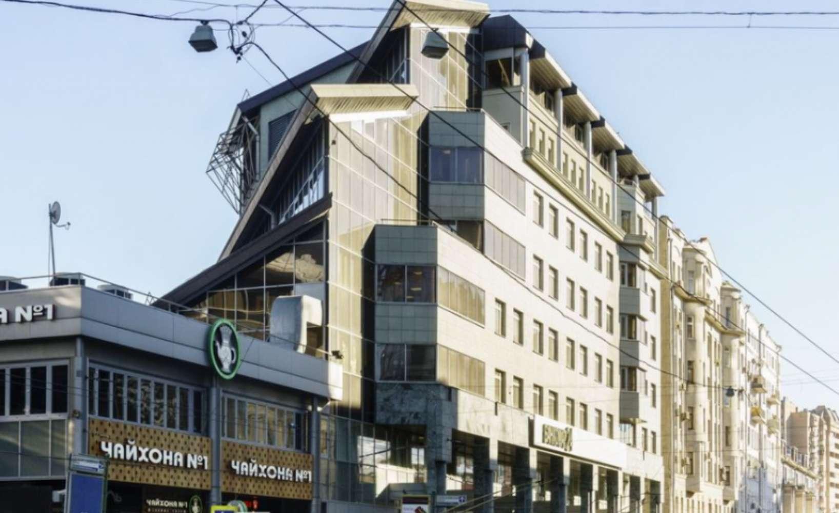 Офисная недвижимость Москва,  - Новослободская ул. 16