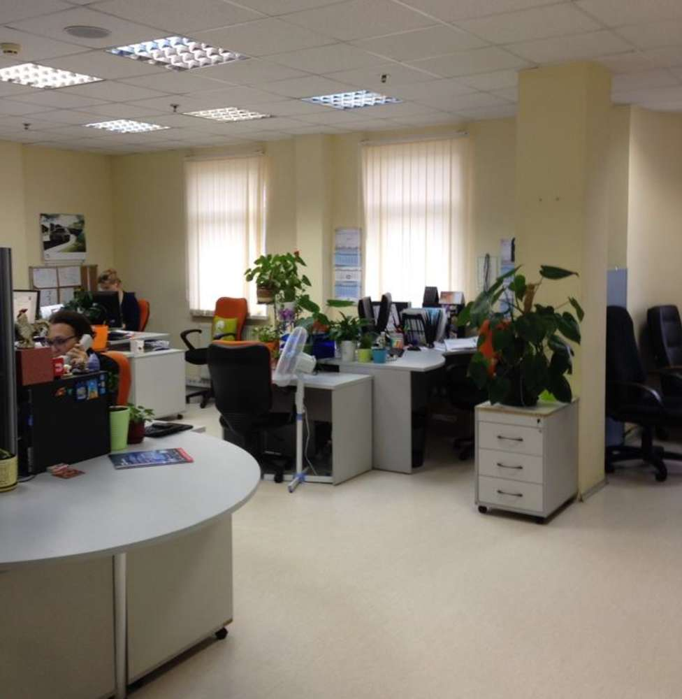 Офисная недвижимость Москва,  - Золотой век