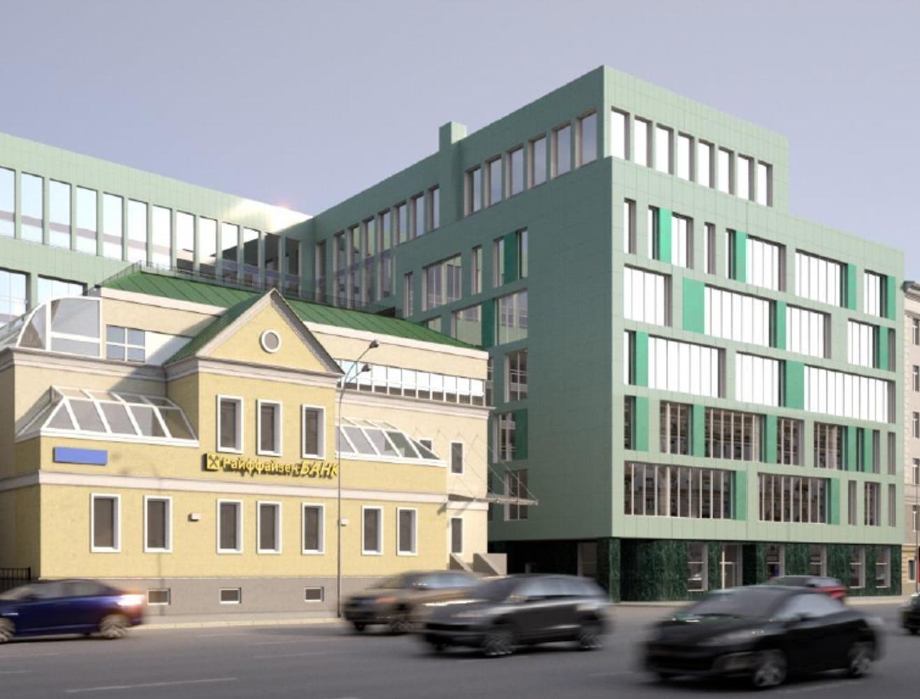 Офисная недвижимость Москва,  - Смоленский б-р 13 cтр. 2-5 - 8