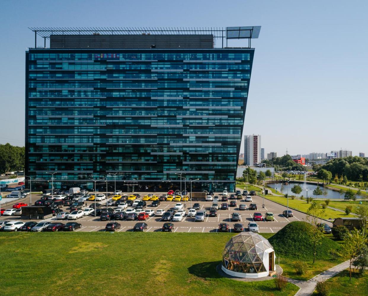 Офисная недвижимость Москва,  - Химки Бизнес Парк - 4