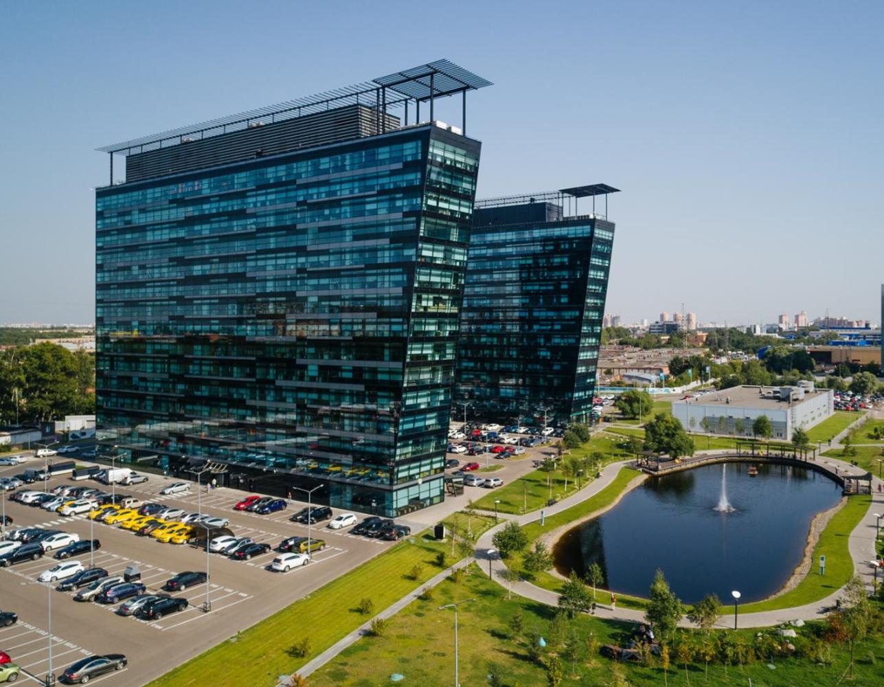 Офисная недвижимость Москва,  - Химки Бизнес Парк - 5