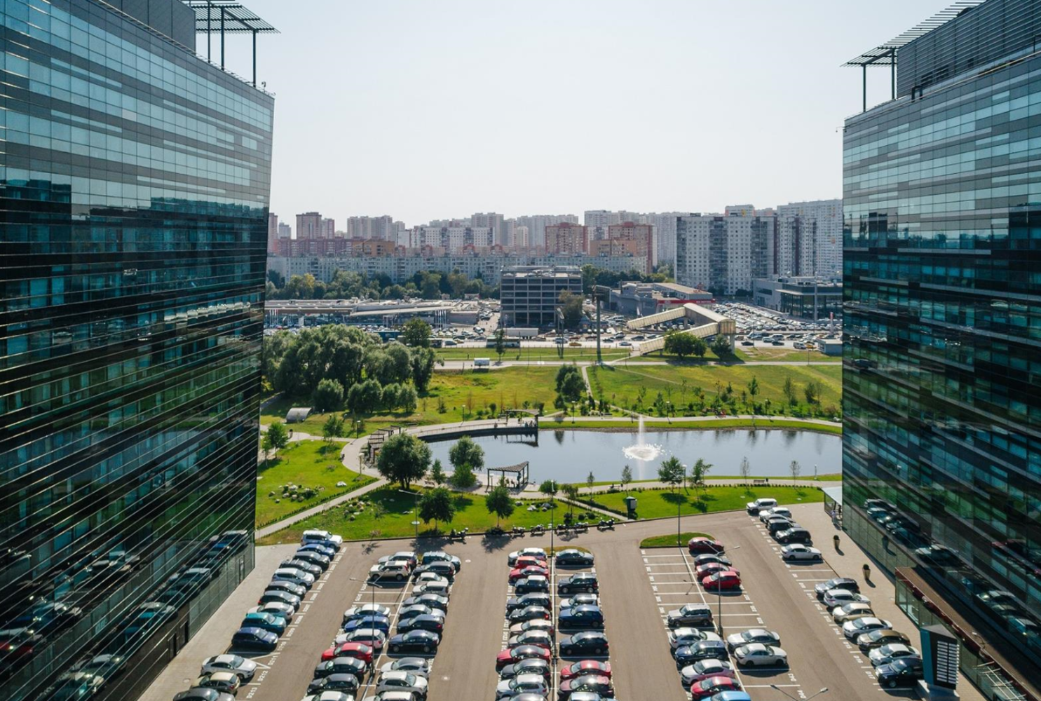 Офисная недвижимость Москва,  - Химки Бизнес Парк (Фаза II) - 8