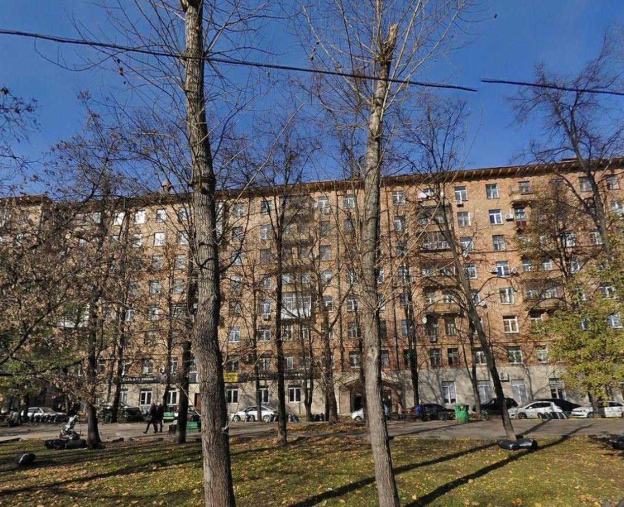 Офисная недвижимость Москва,  - Беговая аллея, 3 - 1