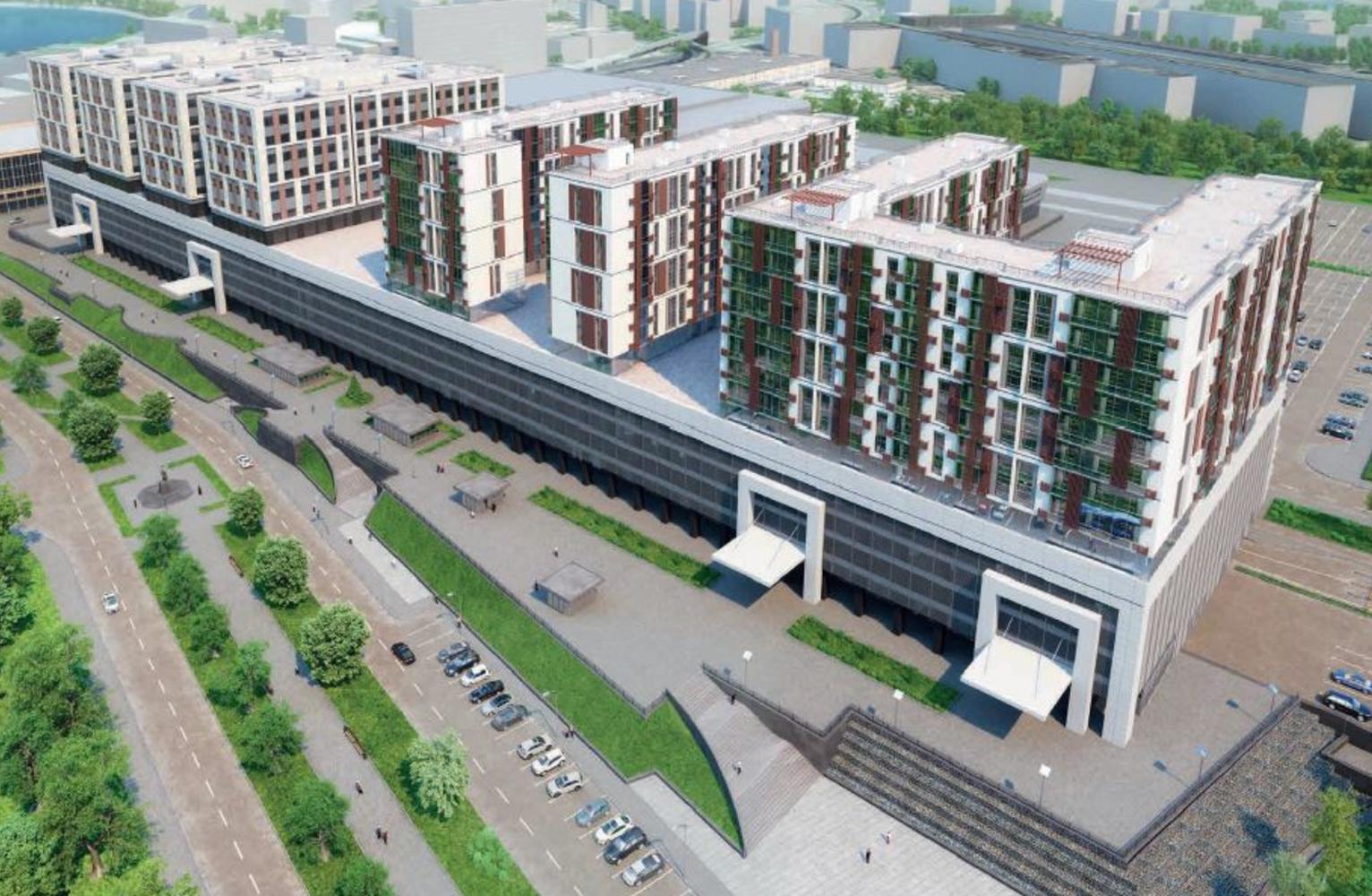 Офисная недвижимость Москва, 115280 - Парк Легенд - 4