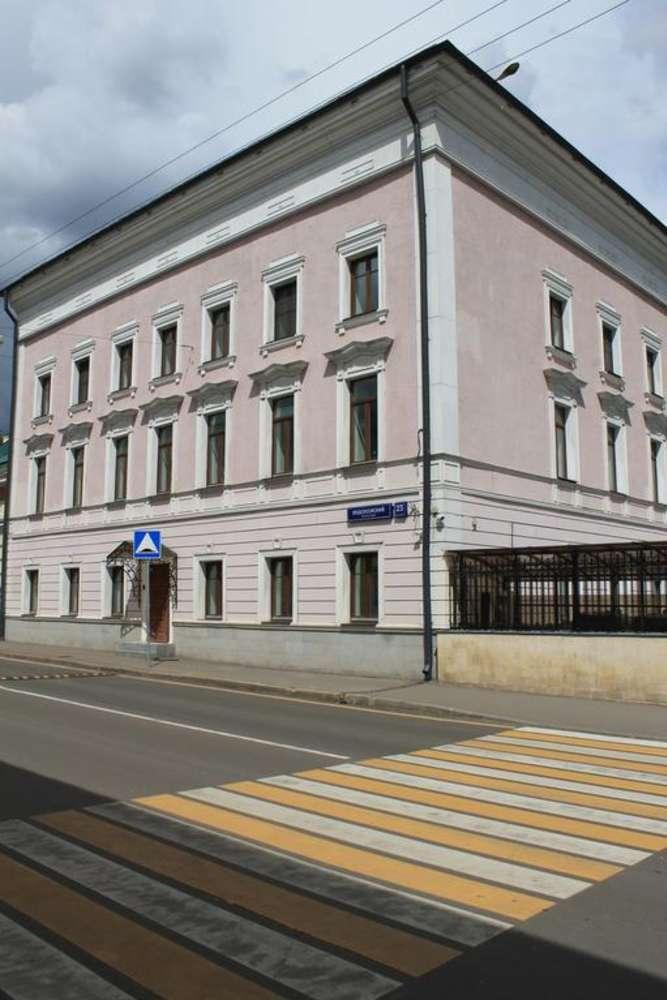 Офисная недвижимость Москва,  - Подсосенский пер. 23 стр. 2 - 0