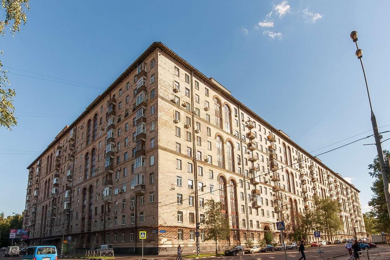 Офисная недвижимость Москва,  - Университетский пр-т 9 - 107