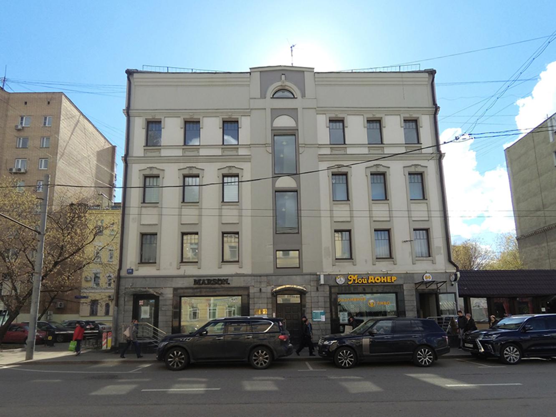 Офисная недвижимость Москва,  - 2-я Брестская ул. 39 стр. 2 - 7