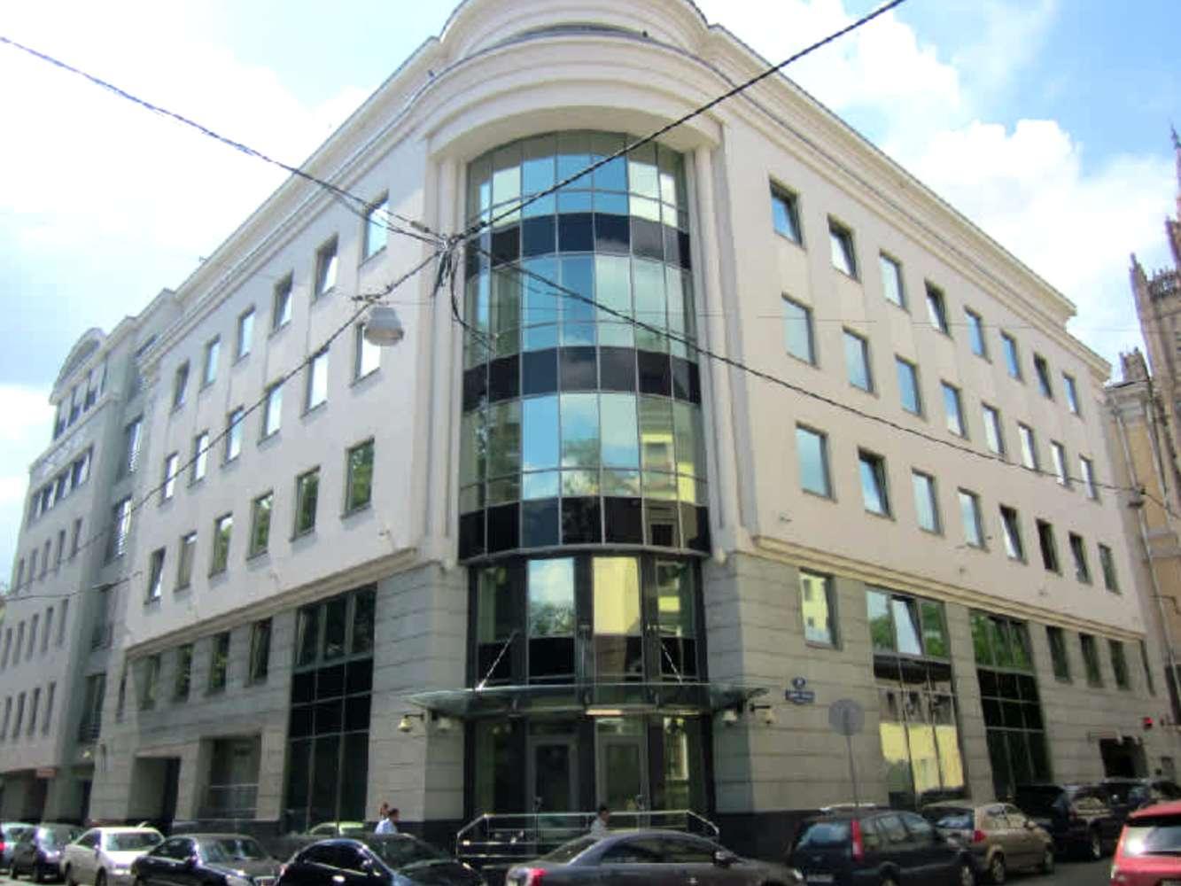 Офисная недвижимость Москва,  - Плотников Плаза