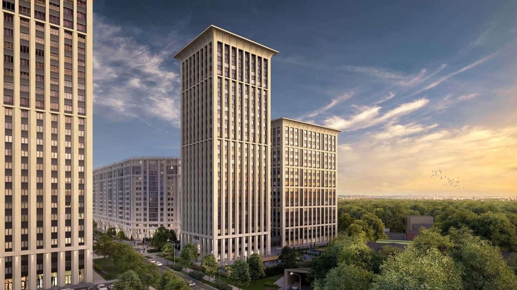 Офисная недвижимость Москва, 125167 - Прайм Тайм - 8