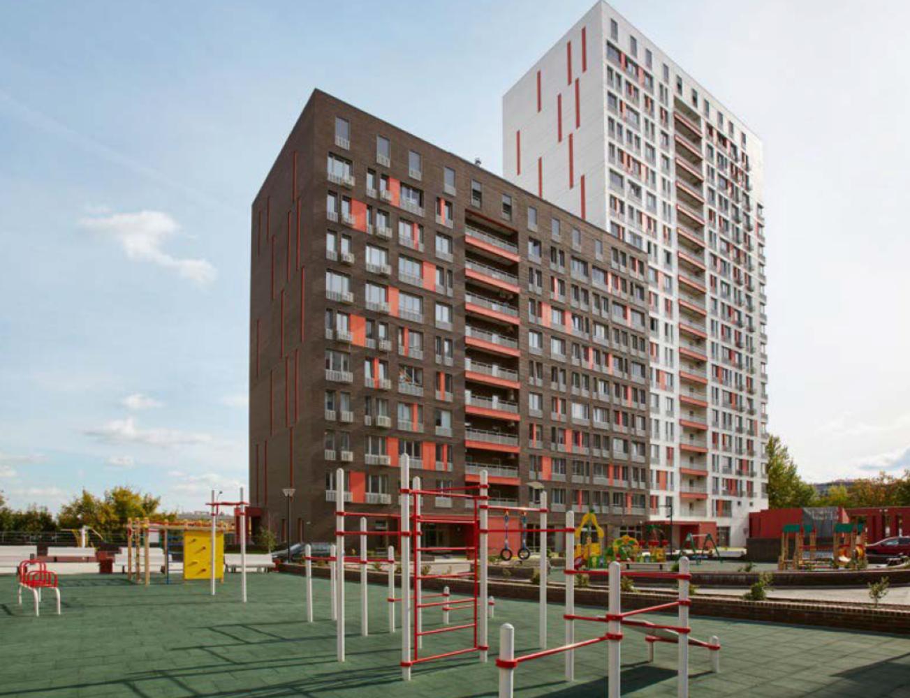 Офисная недвижимость Москва,  - 1-й Нагатинский проезд 14 корпус 1 - 2