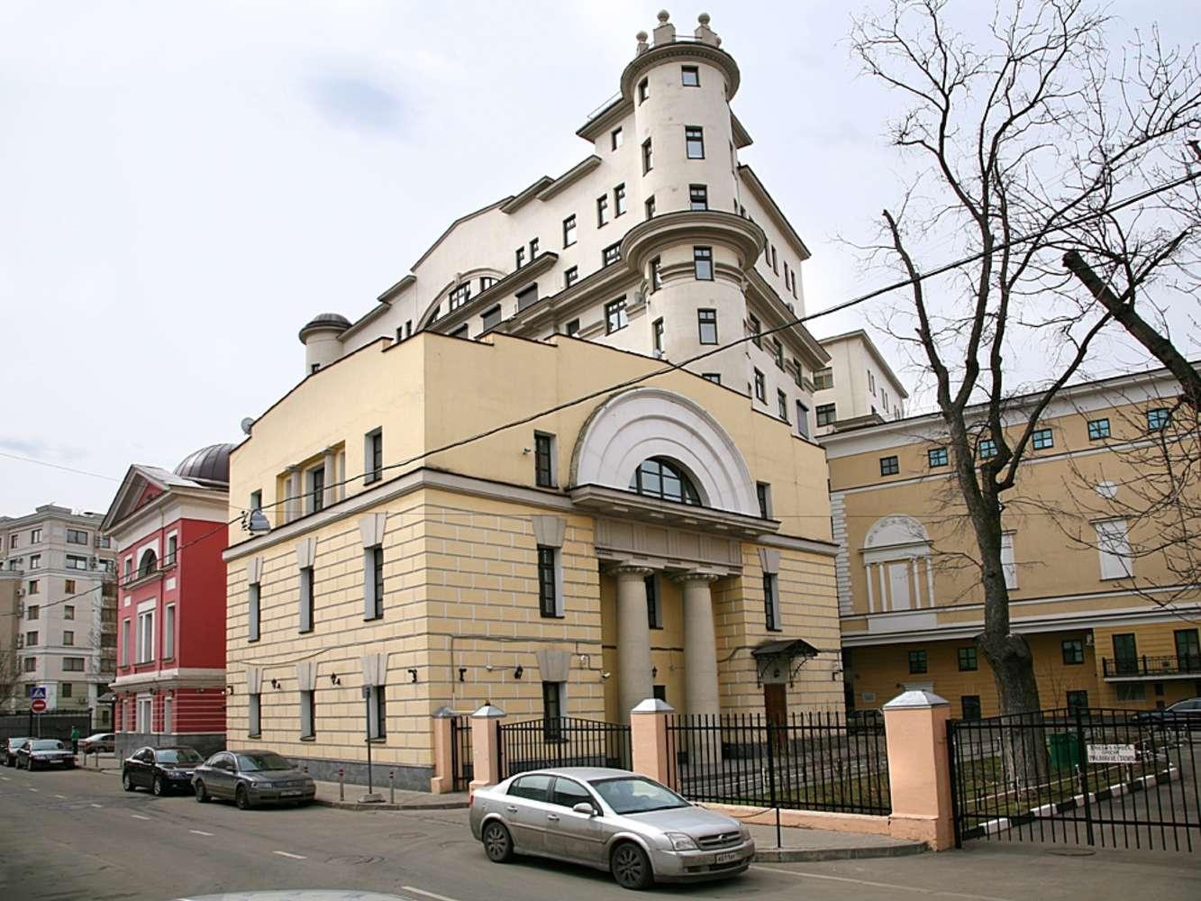 Офисная недвижимость Москва,  - Погорельский пер. 6