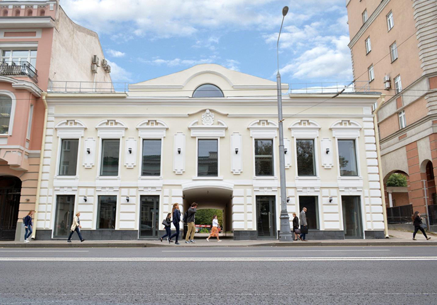 Офисная недвижимость Москва,  - Долгоруковская ул. 32 - 8