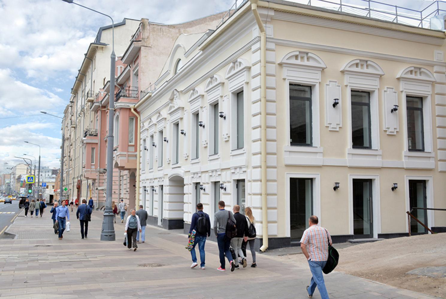 Офисная недвижимость Москва,  - Долгоруковская ул. 32 - 3