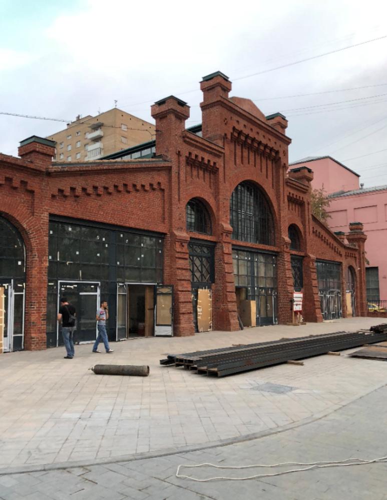 Офисная недвижимость Москва,  - Depo - 9