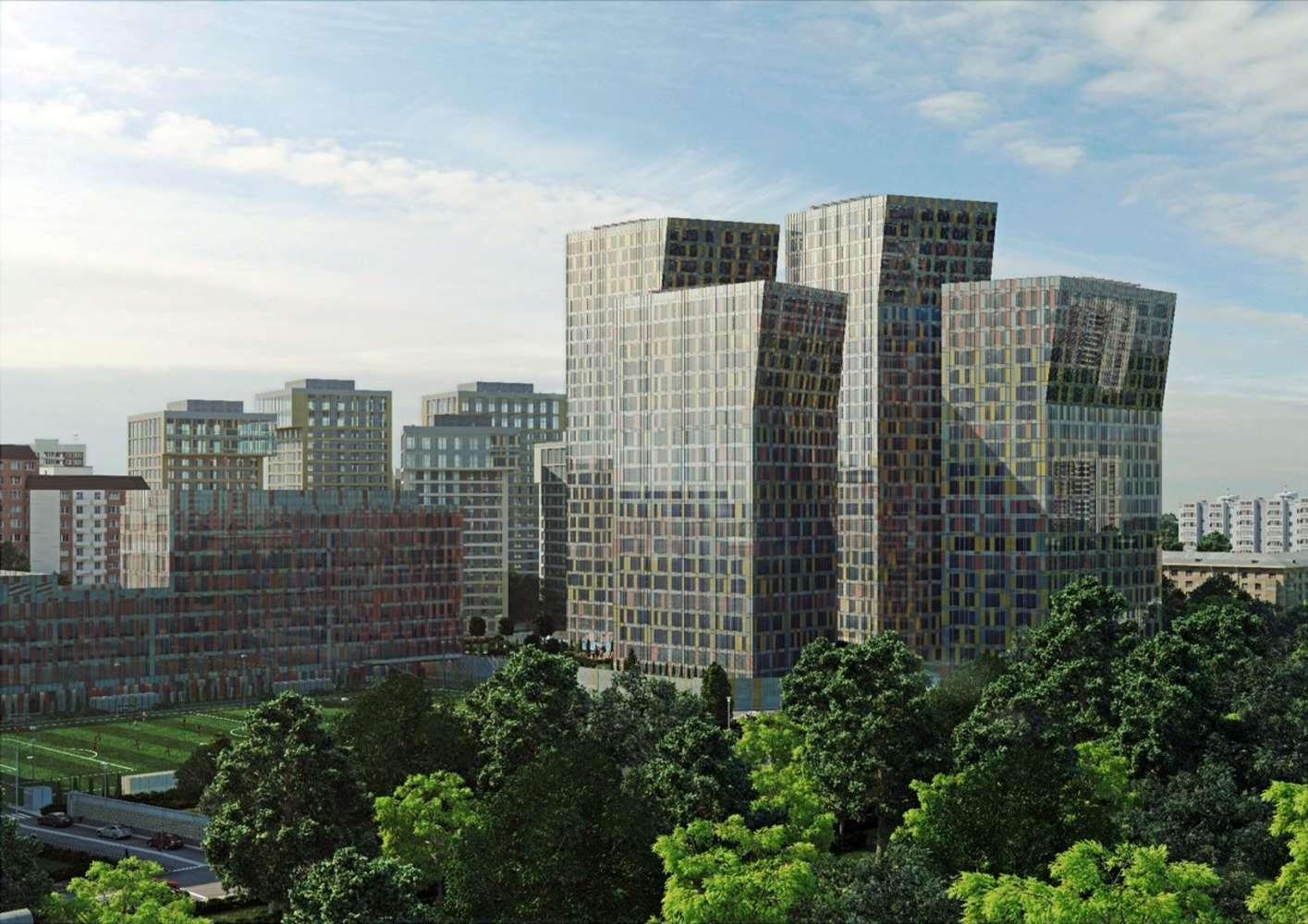 Офисная недвижимость Москва,  - SKY House - 35