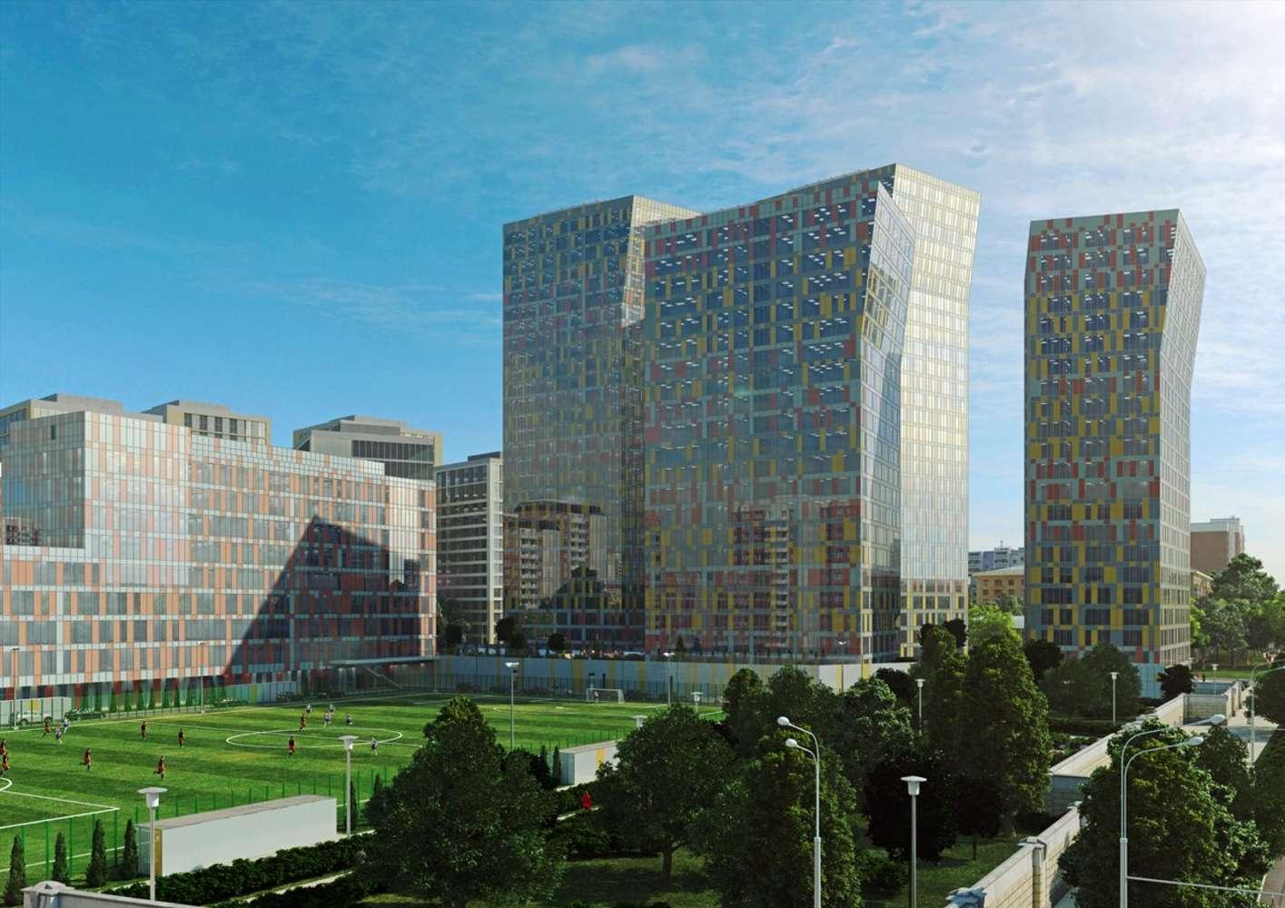 Офисная недвижимость Москва,  - SKY House - 3