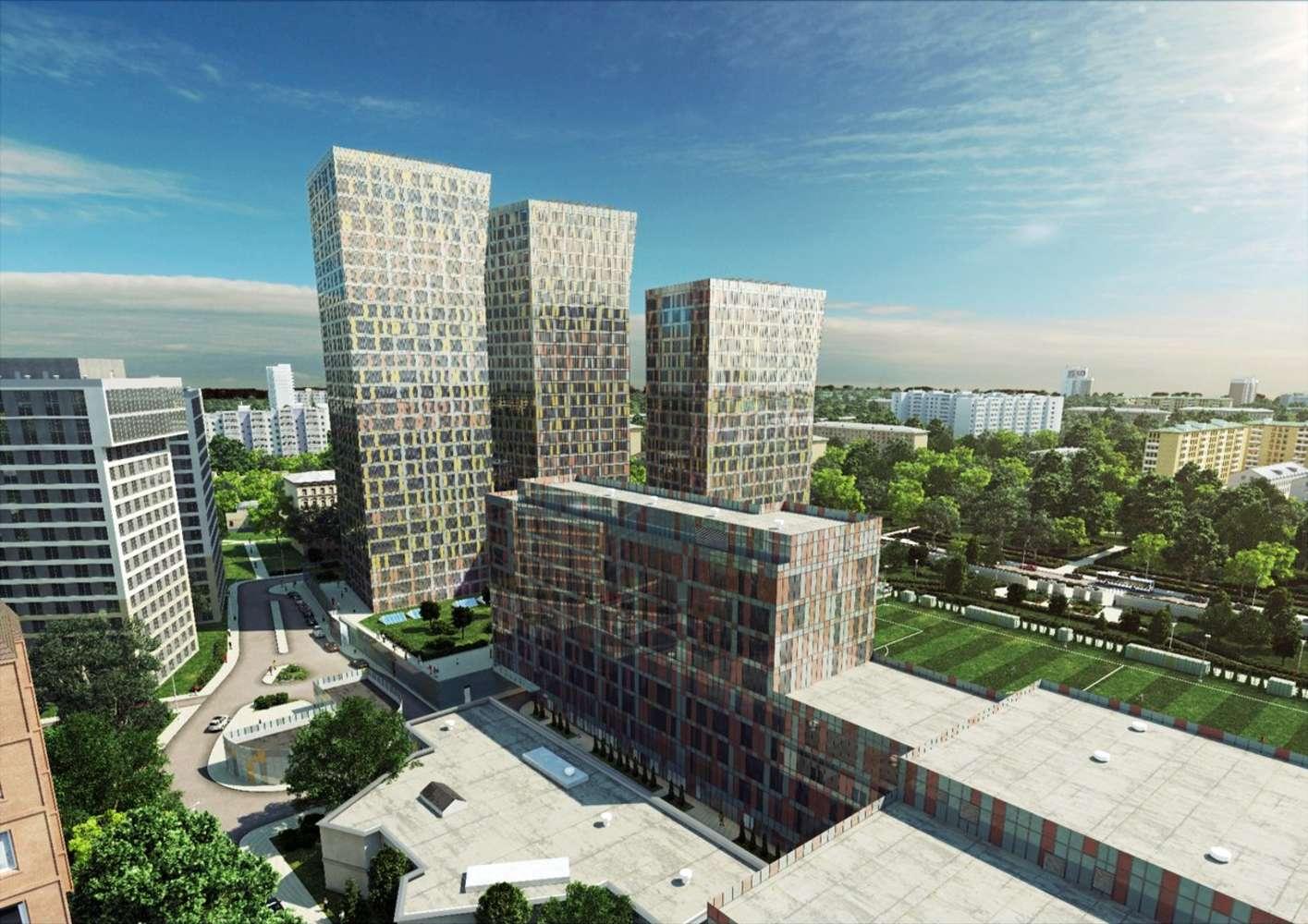 Офисная недвижимость Москва,  - SKY House - 1