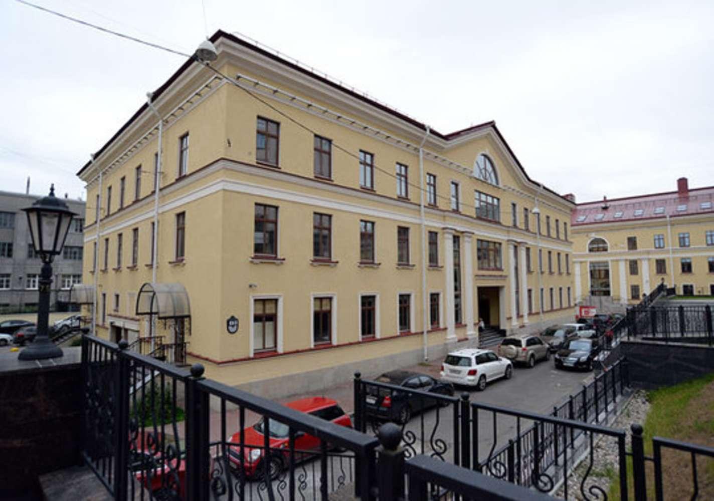 """Офисная недвижимость Санкт-петербург,  - Бизнес-центр """"Трубецкой"""" - 1"""
