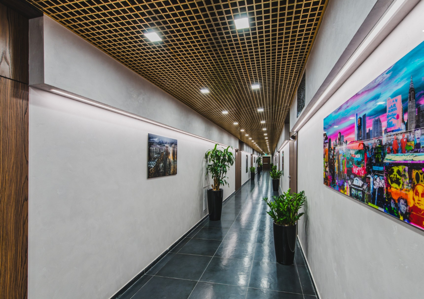 Офисная недвижимость Москва,  - TriBeCa - 3