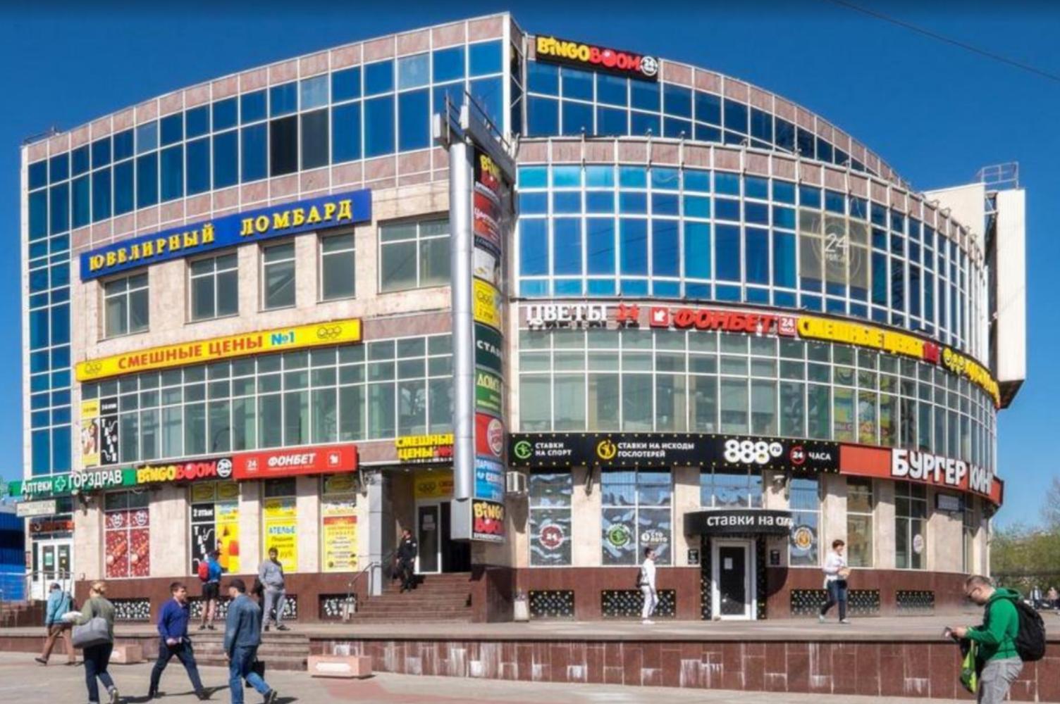 Офисная недвижимость Москва,  - Барклая ул. 10а - 0