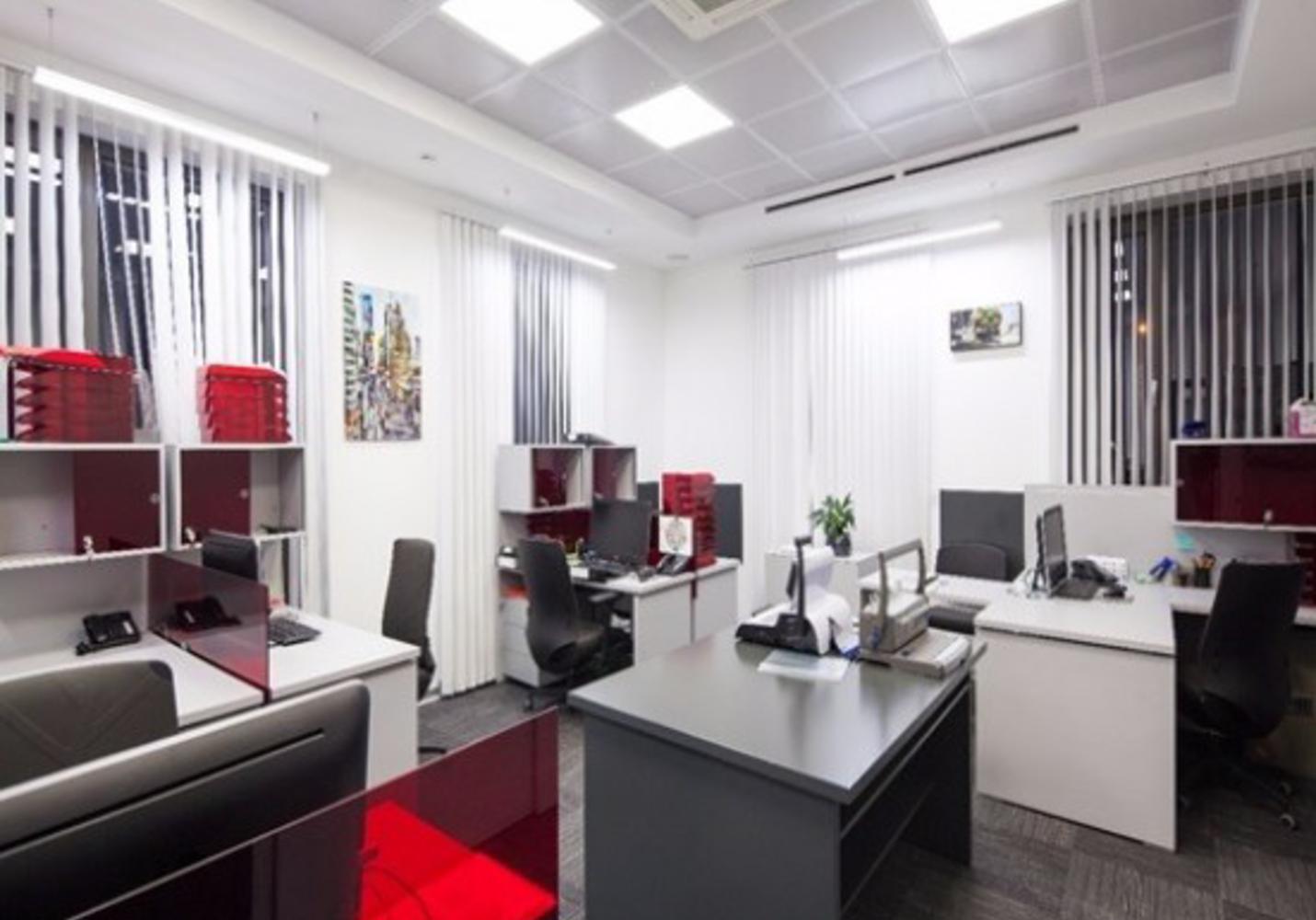 Офисная недвижимость Москва,  - BankSide - 5