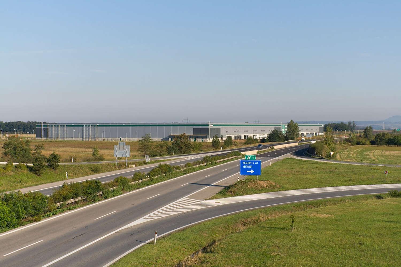 Industrial and logistics Uzice,  - Prologis Park Úžice