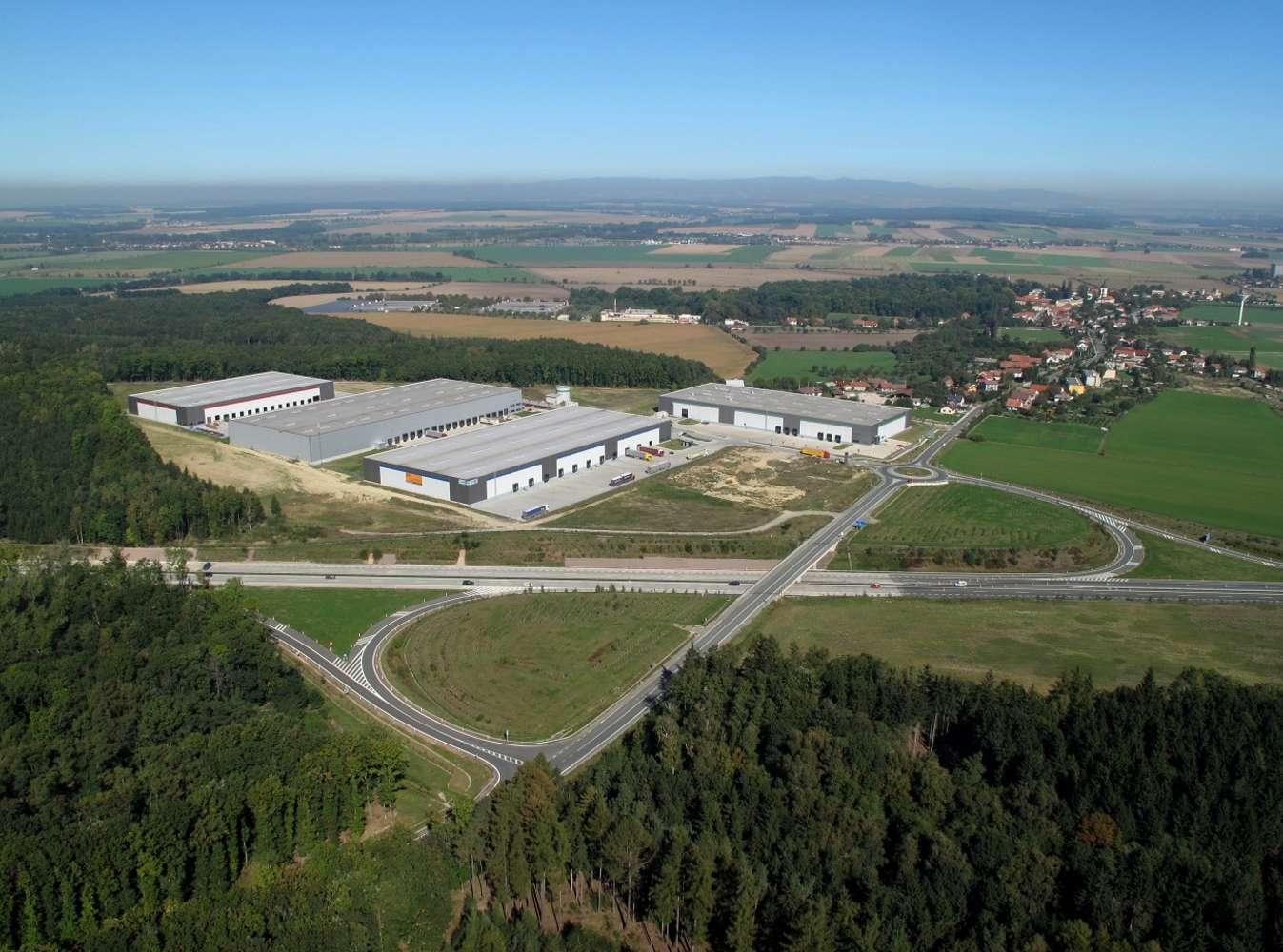 Průmyslové nemovitosti Dobřenice,  - P3 Hradec Králové - 247332072091600