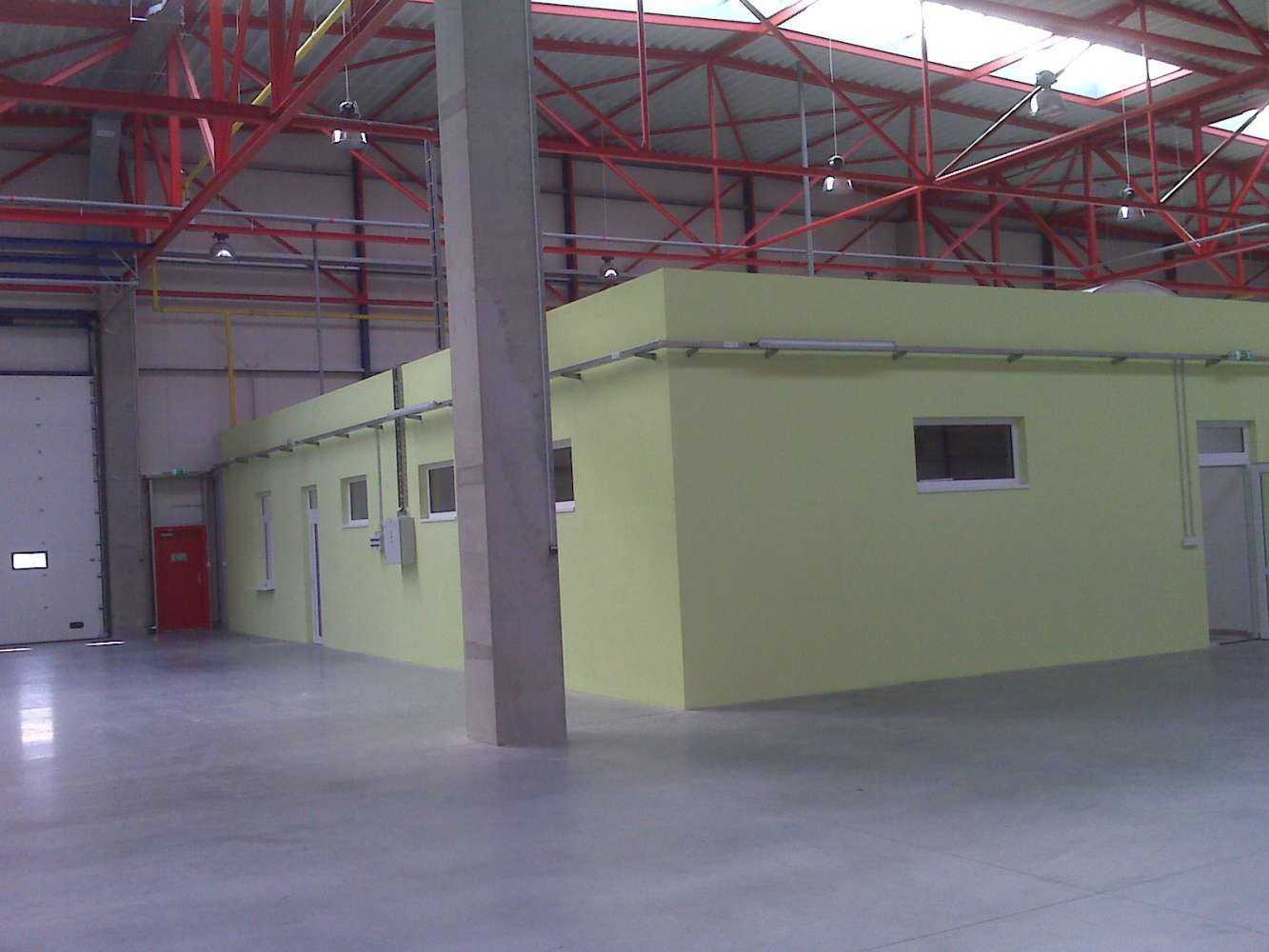 Průmyslové nemovitosti Mlada boleslav - bezdecin,  - UNO Park Mladá Boleslav - Bezděčín - 255089217630160