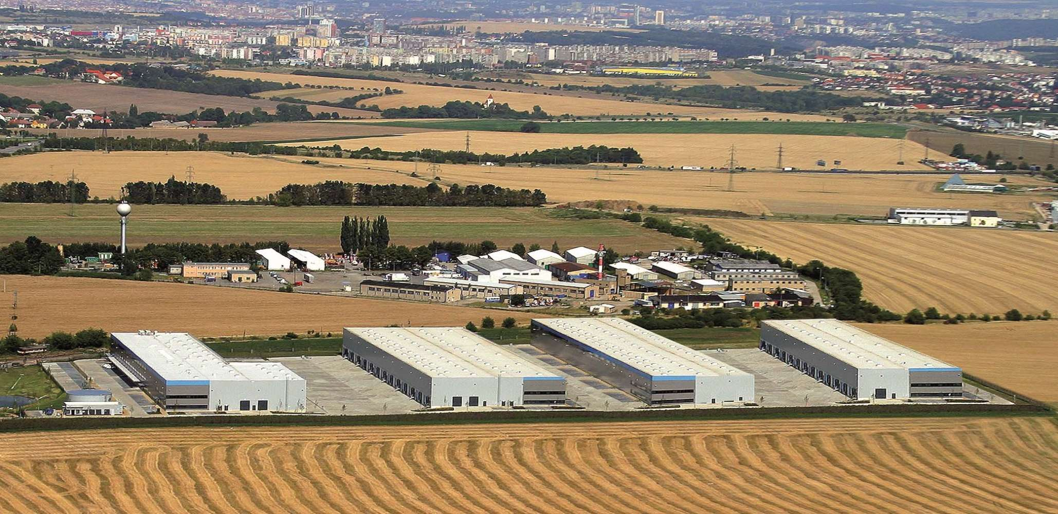 Industrial and logistics Chrastany,  - Business Park Prague Chrášťany - 295382478403600