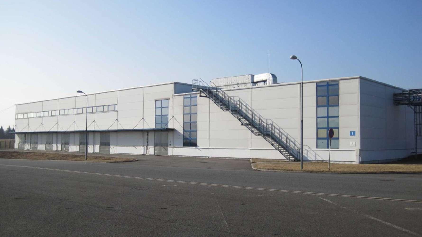 Průmyslové nemovitosti Hranice,  - CTPark Hranice - 224740328785207