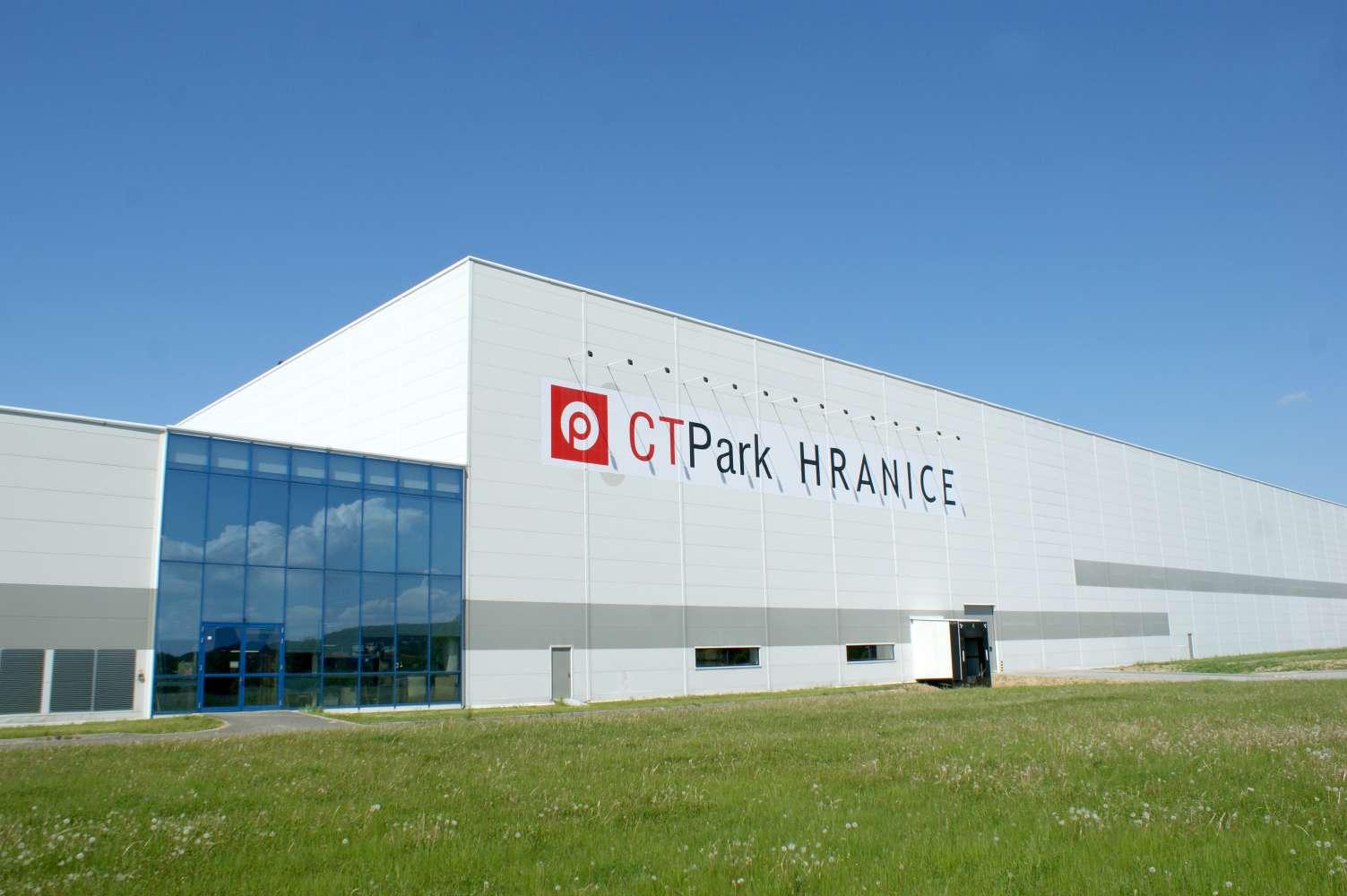 Průmyslové nemovitosti Hranice,  - CTPark Hranice - 5