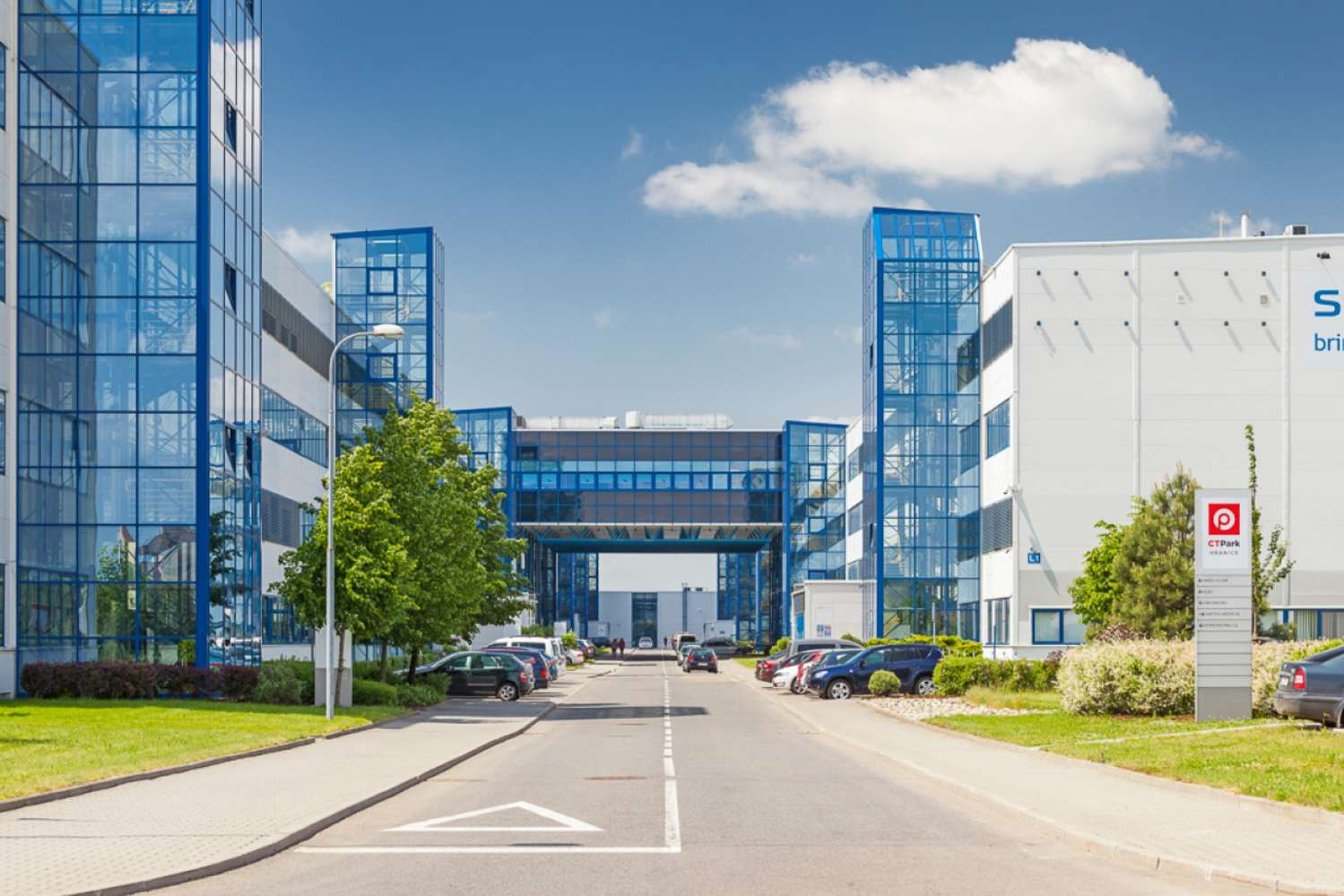 Průmyslové nemovitosti Hranice,  - CTPark Hranice - 236471282624026