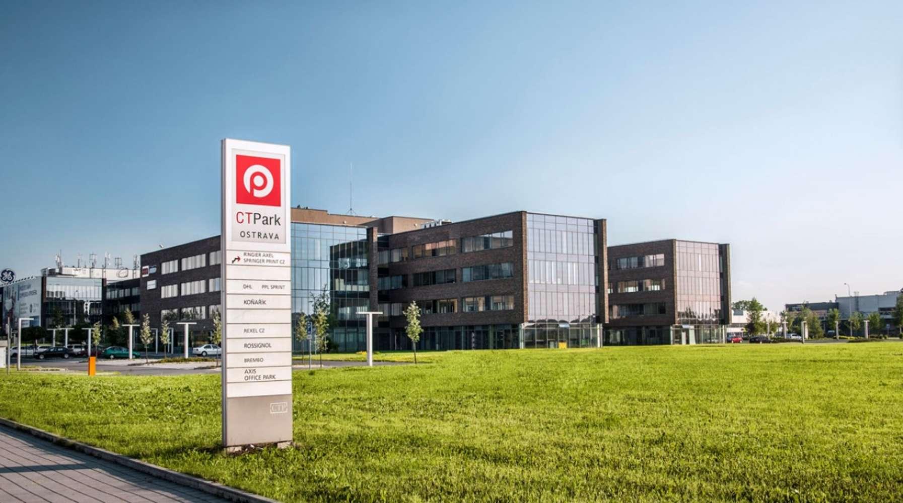 Průmyslové nemovitosti Ostrava,  - CTPark Ostrava