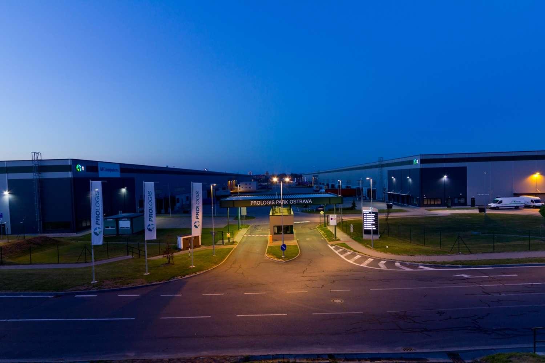 Industrial and logistics Ostrava,  - Ostrava Logistics Park - 4