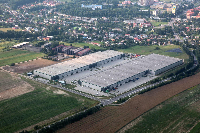 Průmyslové nemovitosti Ostrava,  - Ostrava Logistics Park