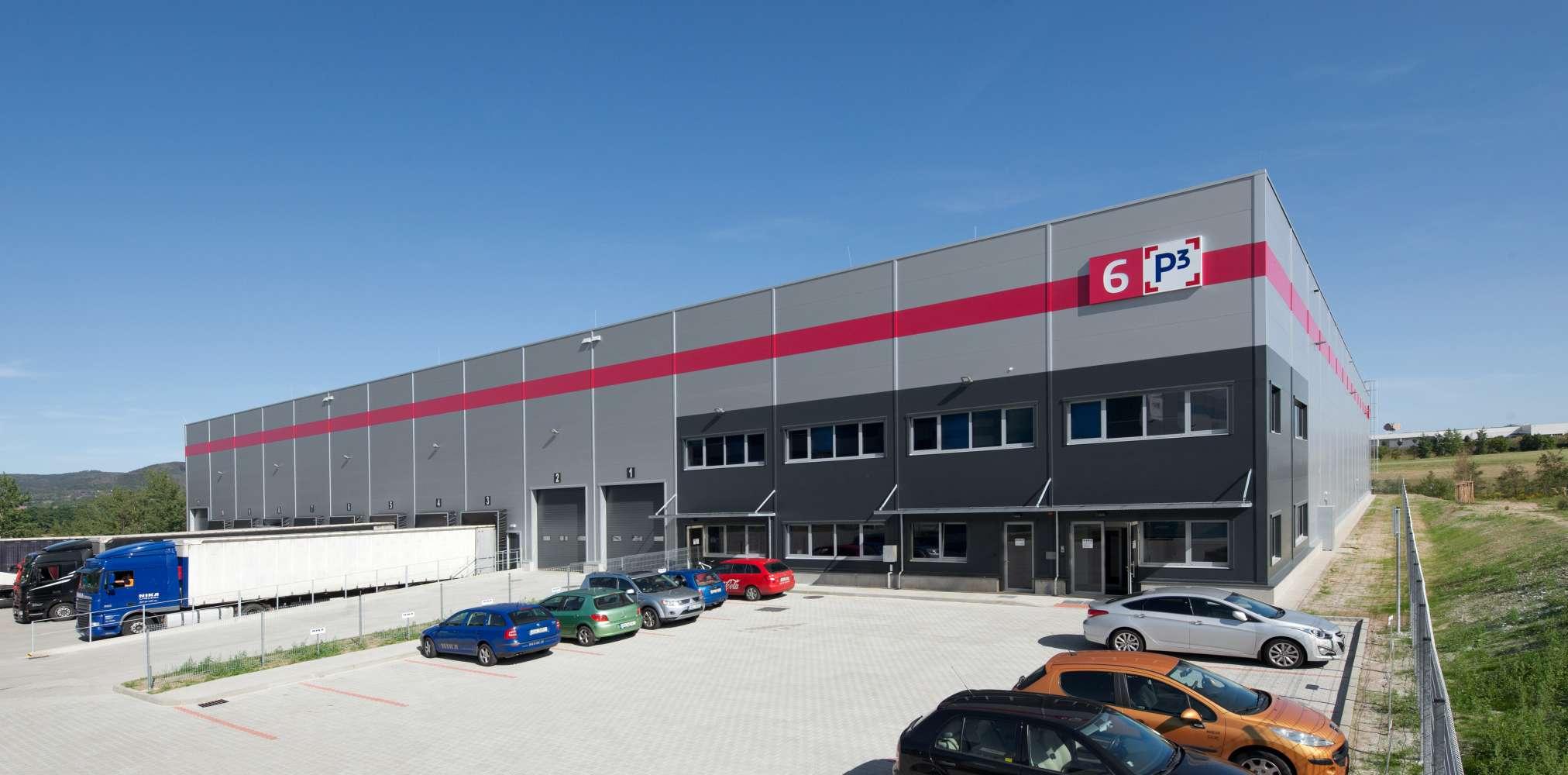 Průmyslové nemovitosti Liberec,  - P3 Liberec - 171398598233694