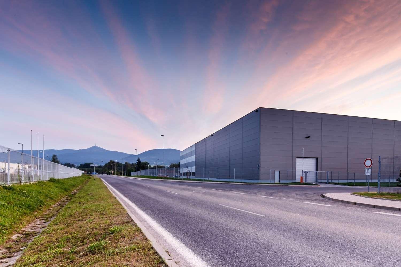 Industrial and logistics Liberec,  - P3 Liberec