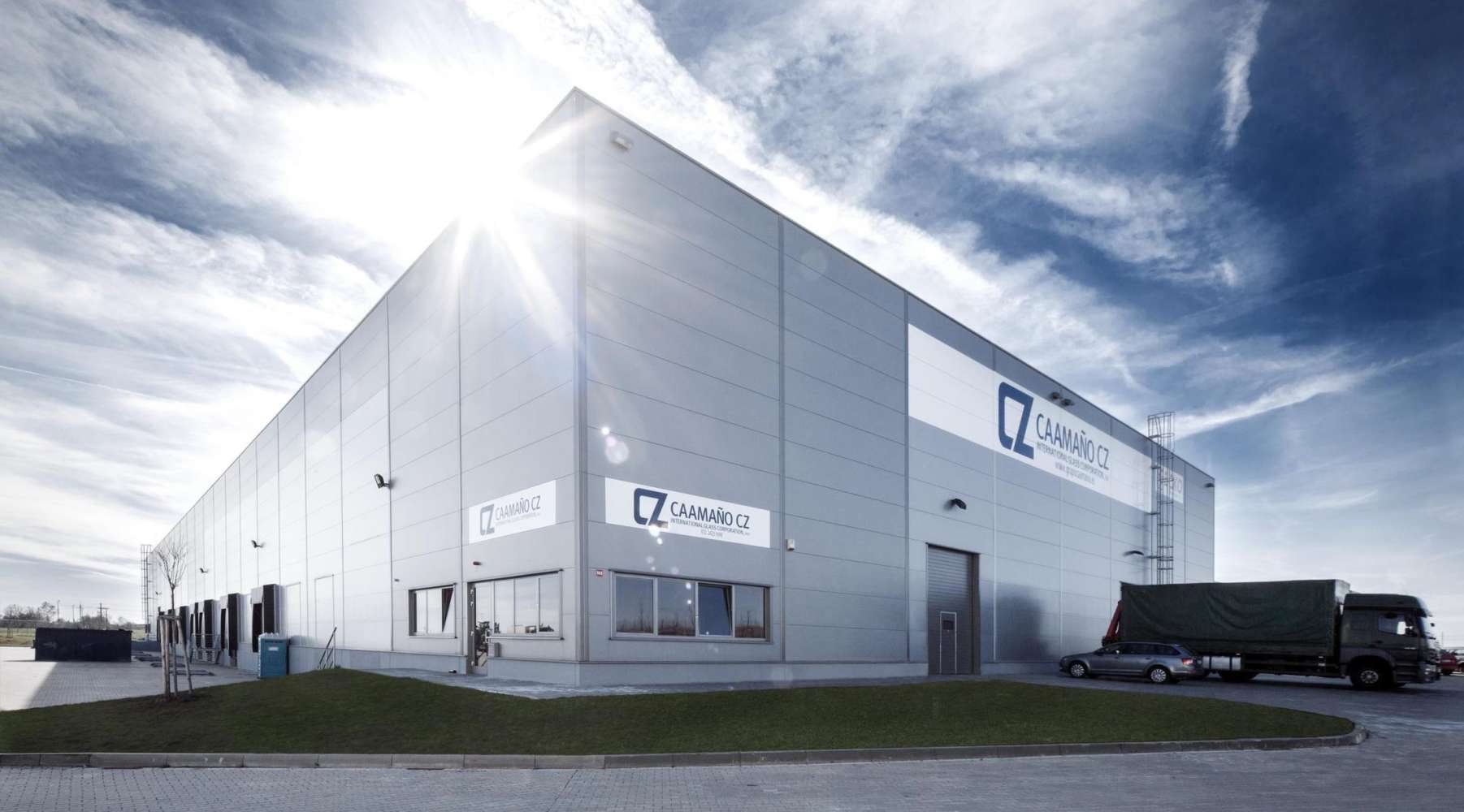 Industrial and logistics Tuchomerice,  - VGP Park Tuchoměřice