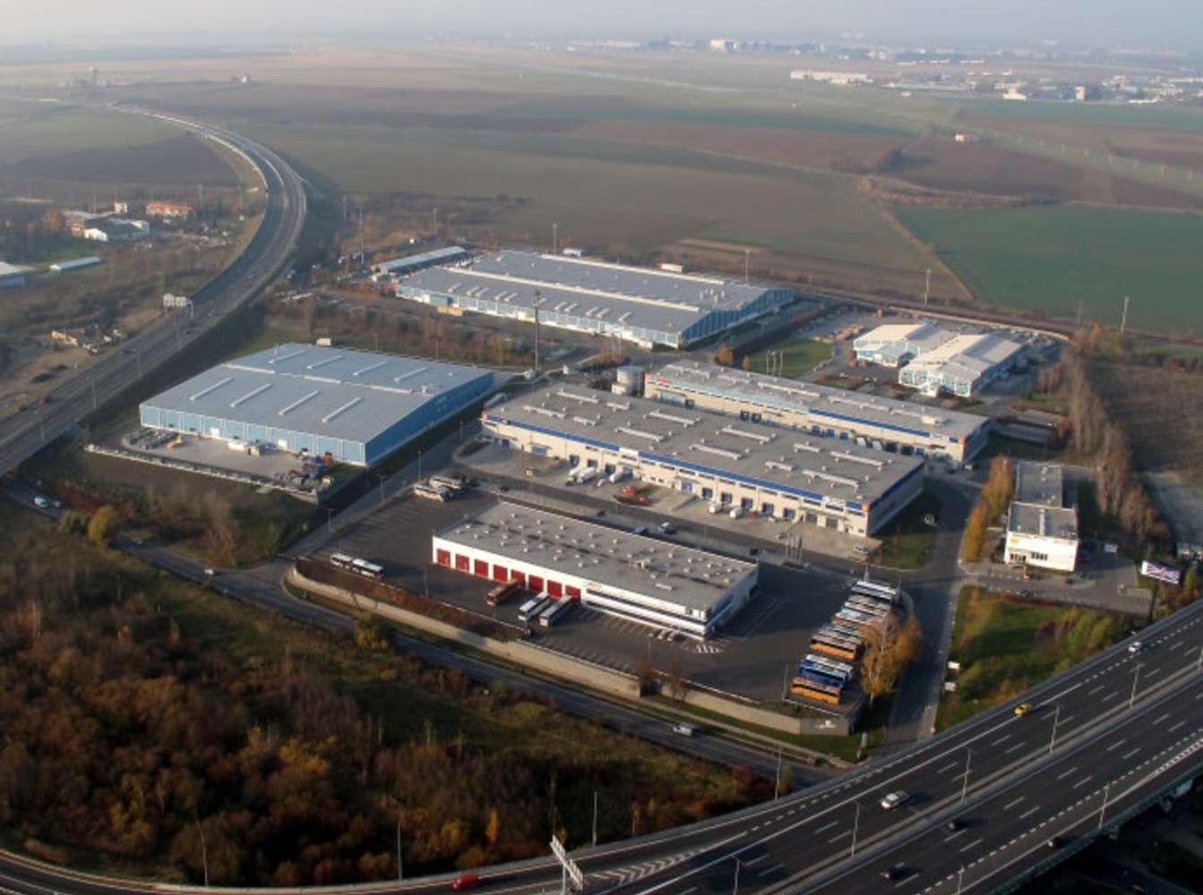 Industrial and logistics Hostivice,  - Karlovarská Business Park