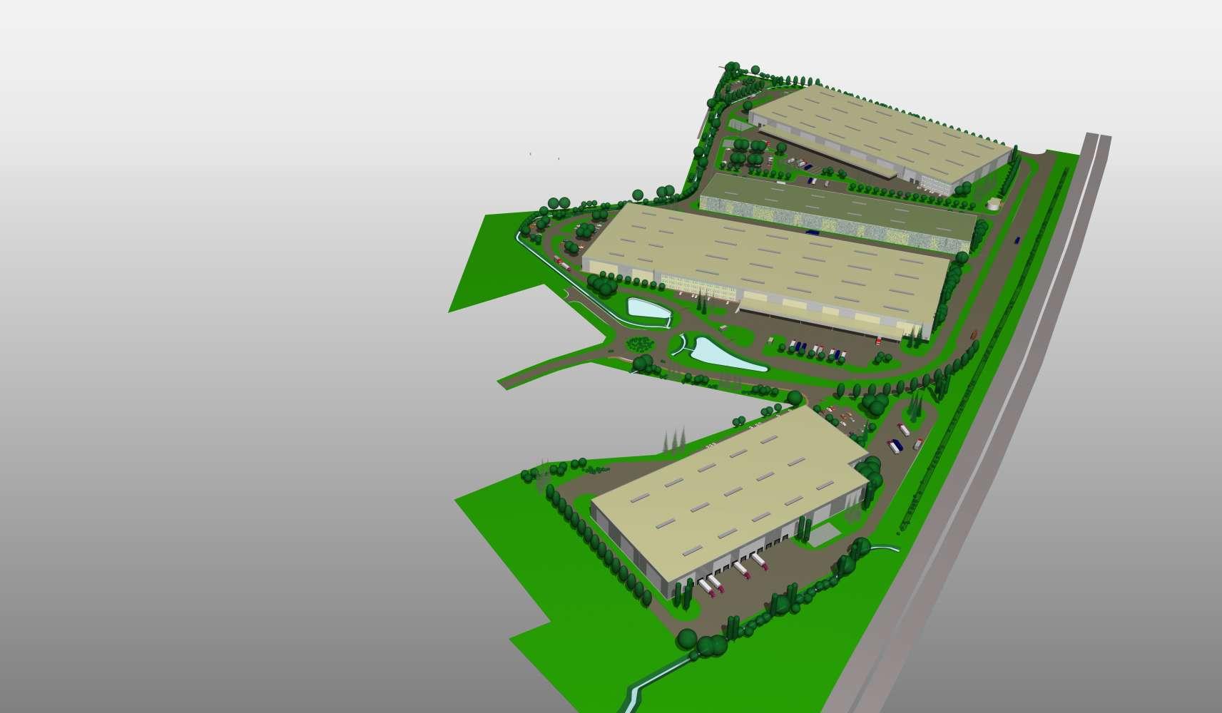 Industrial and logistics Kosmonosy,  - D+D Park Kosmonosy - 8
