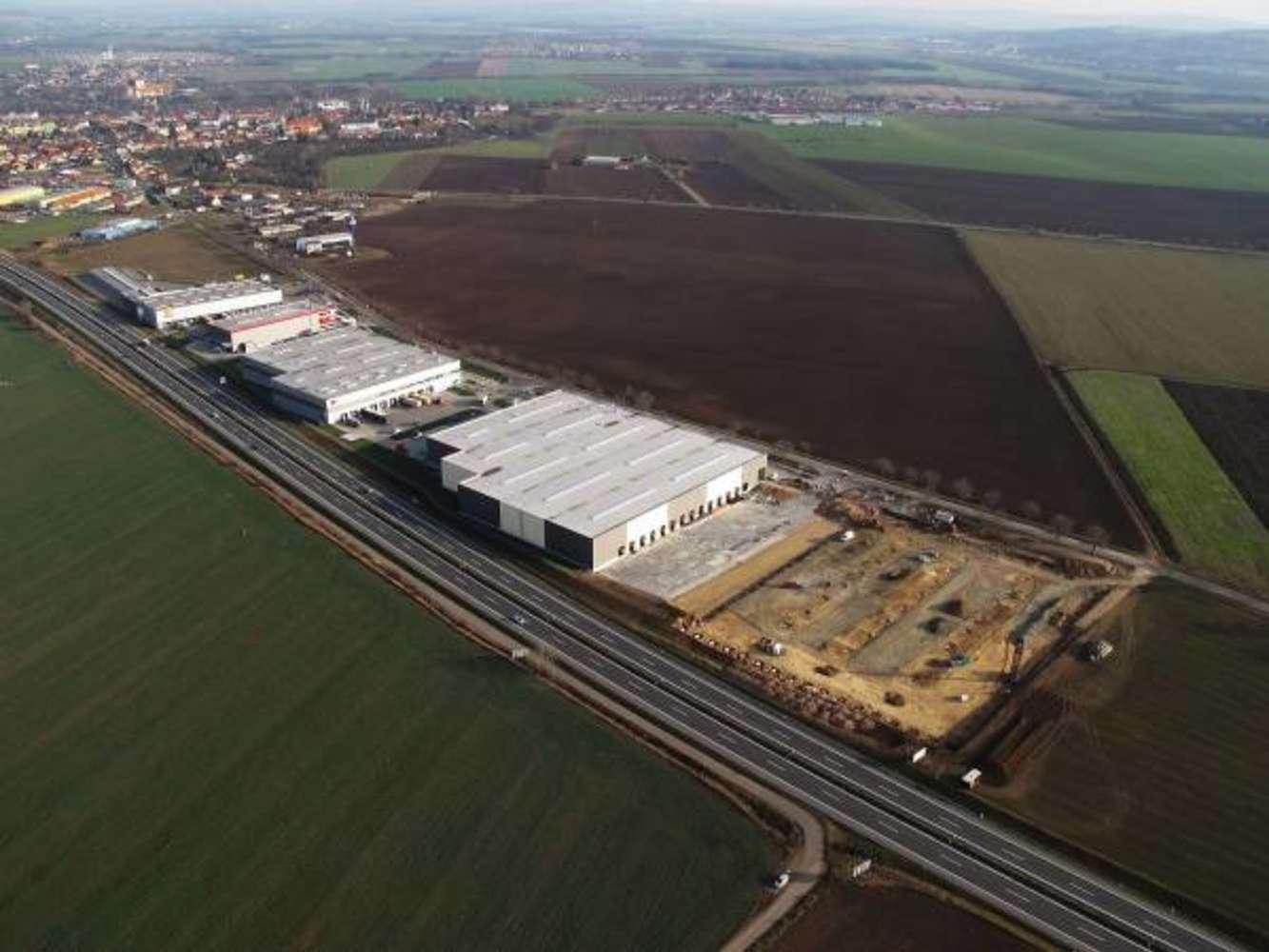Průmyslové nemovitosti Rajhrad,  - VGP Park Brno - 311298064121121