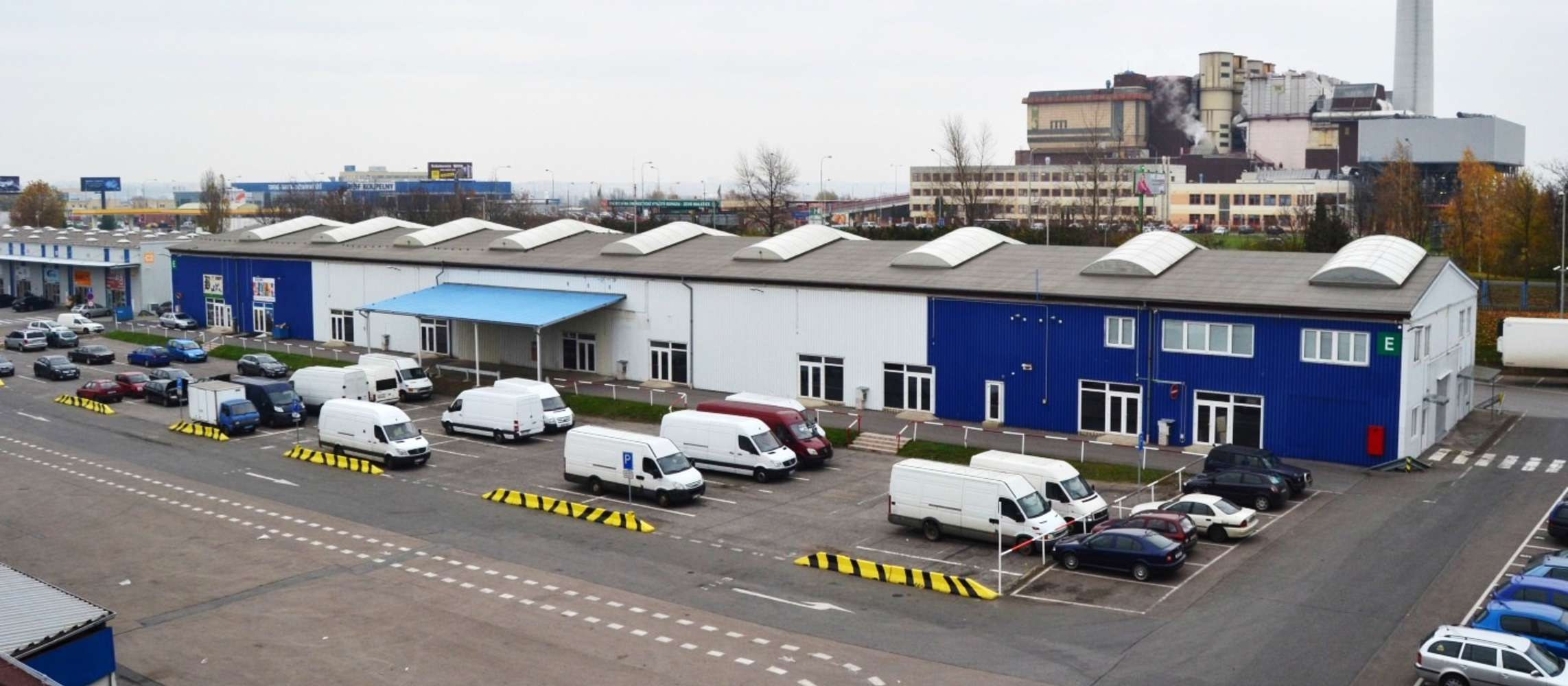 Industrial and logistics Prague,  - STAZAP Business Park - 232054972949985