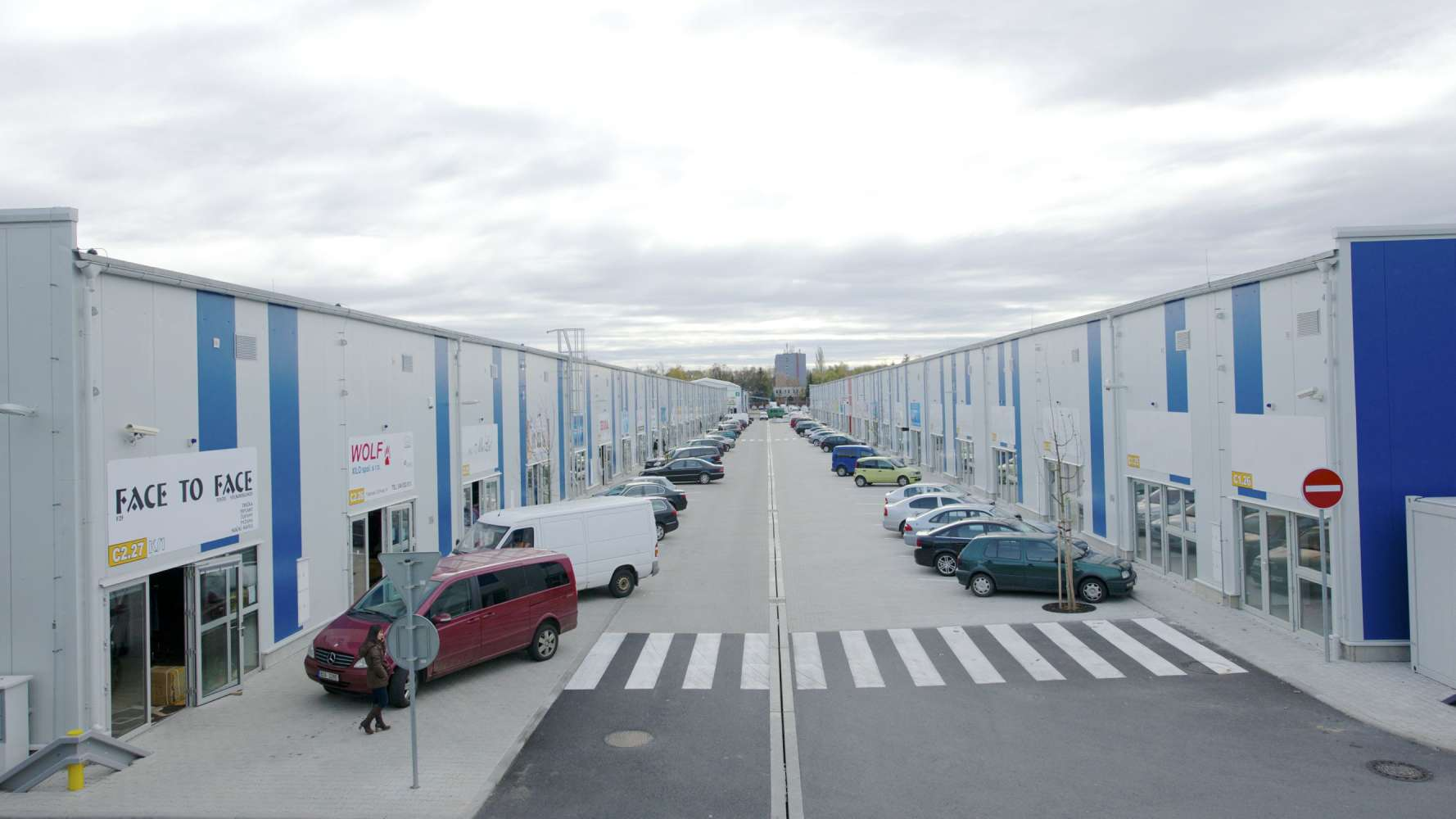 Industrial and logistics Prague,  - STAZAP Business Park - 7
