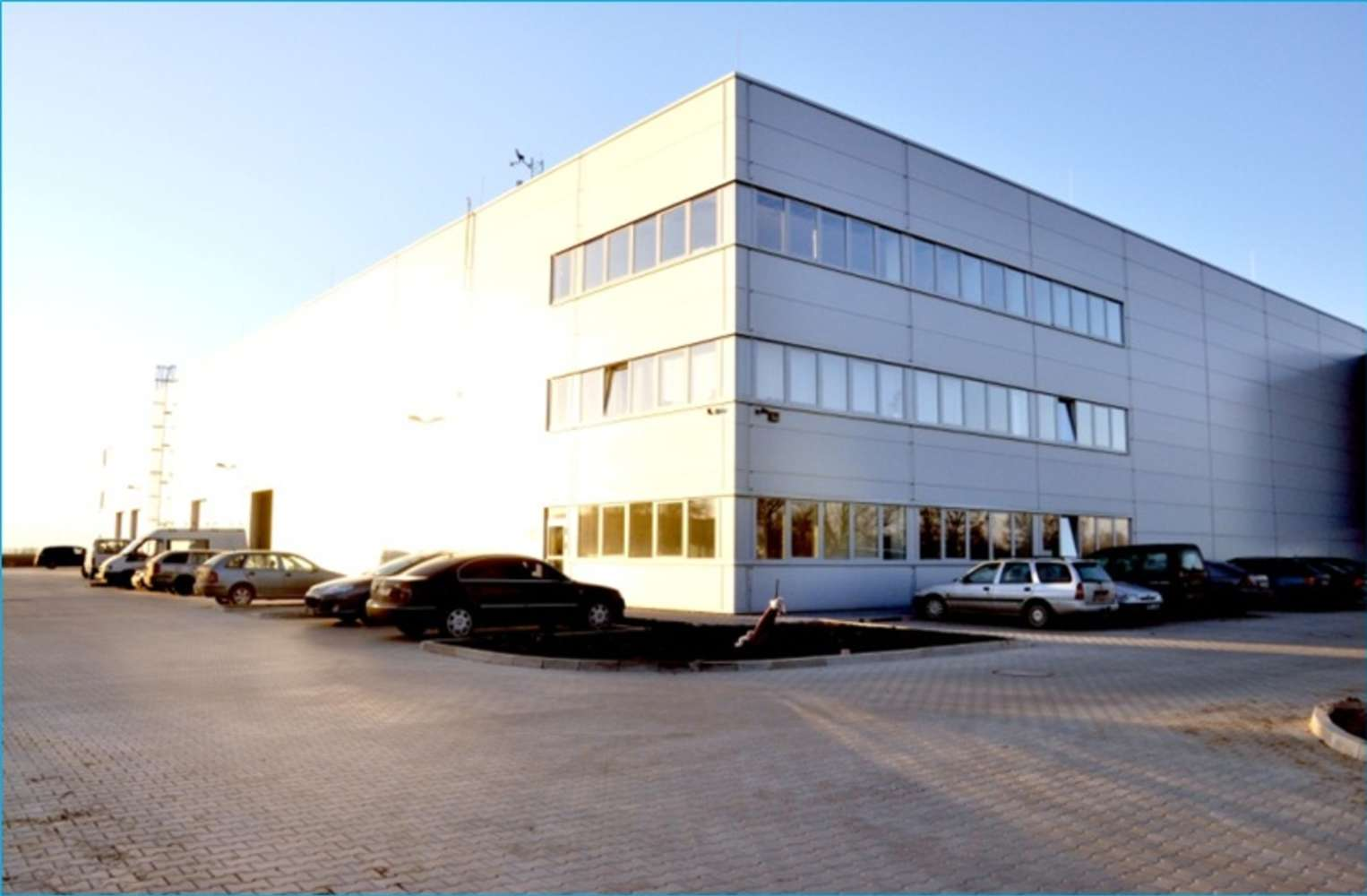 Industrial and logistics Zdiby,  - Zdiby Business Park - 202357744003840