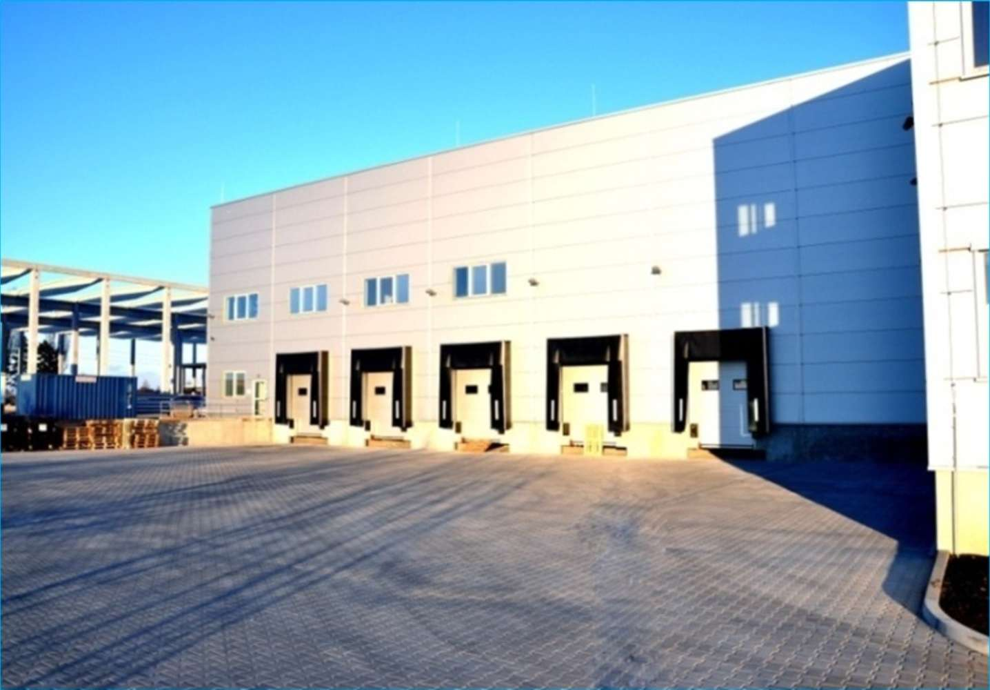 Industrial and logistics Zdiby,  - Zdiby Business Park - 7